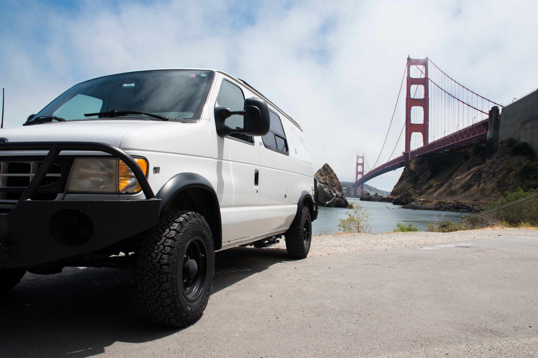 Ford Other Camper Van 1999