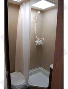 Washroom. Jayco Jay Feather Ultra Lite 16XRB 2014