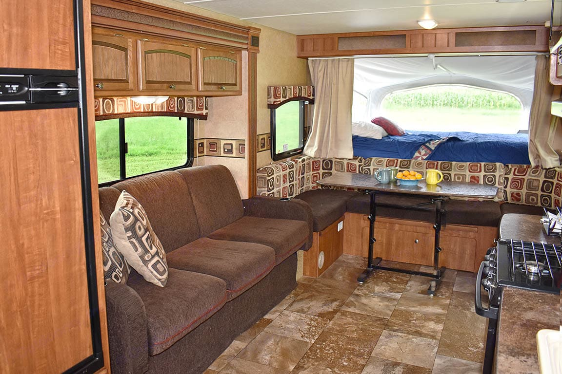 Jayco Jay Feather Ultra Lite 2013