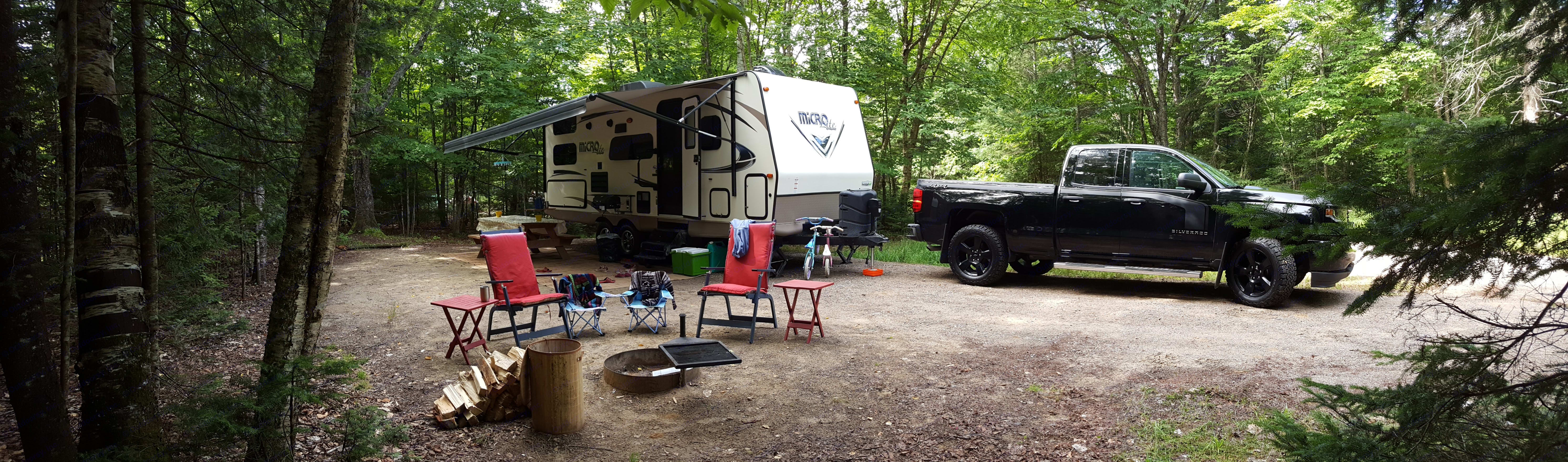 Forest River Flagstaff Micro Lite 2018