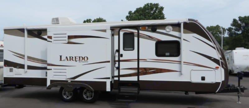Keystone Laredo 2014