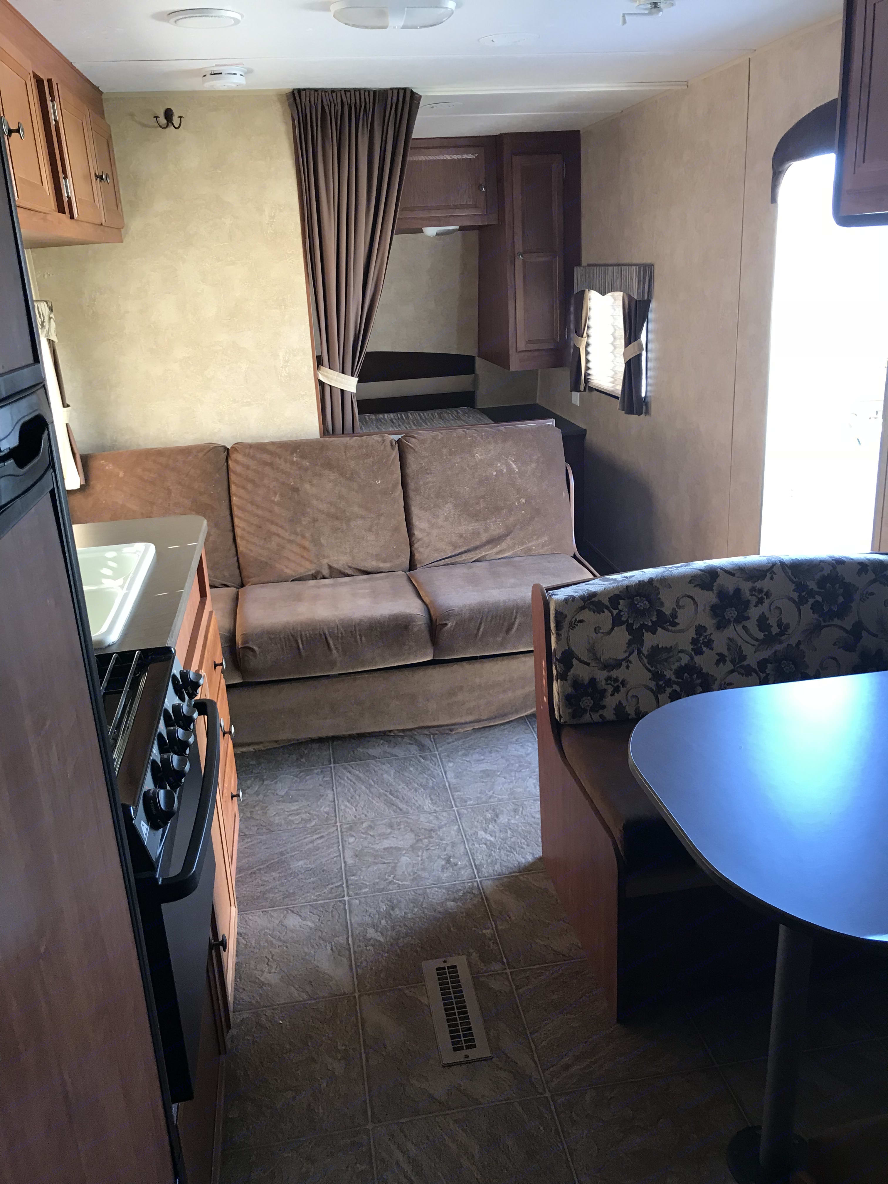 Jayco Jay Flight Swift 2012