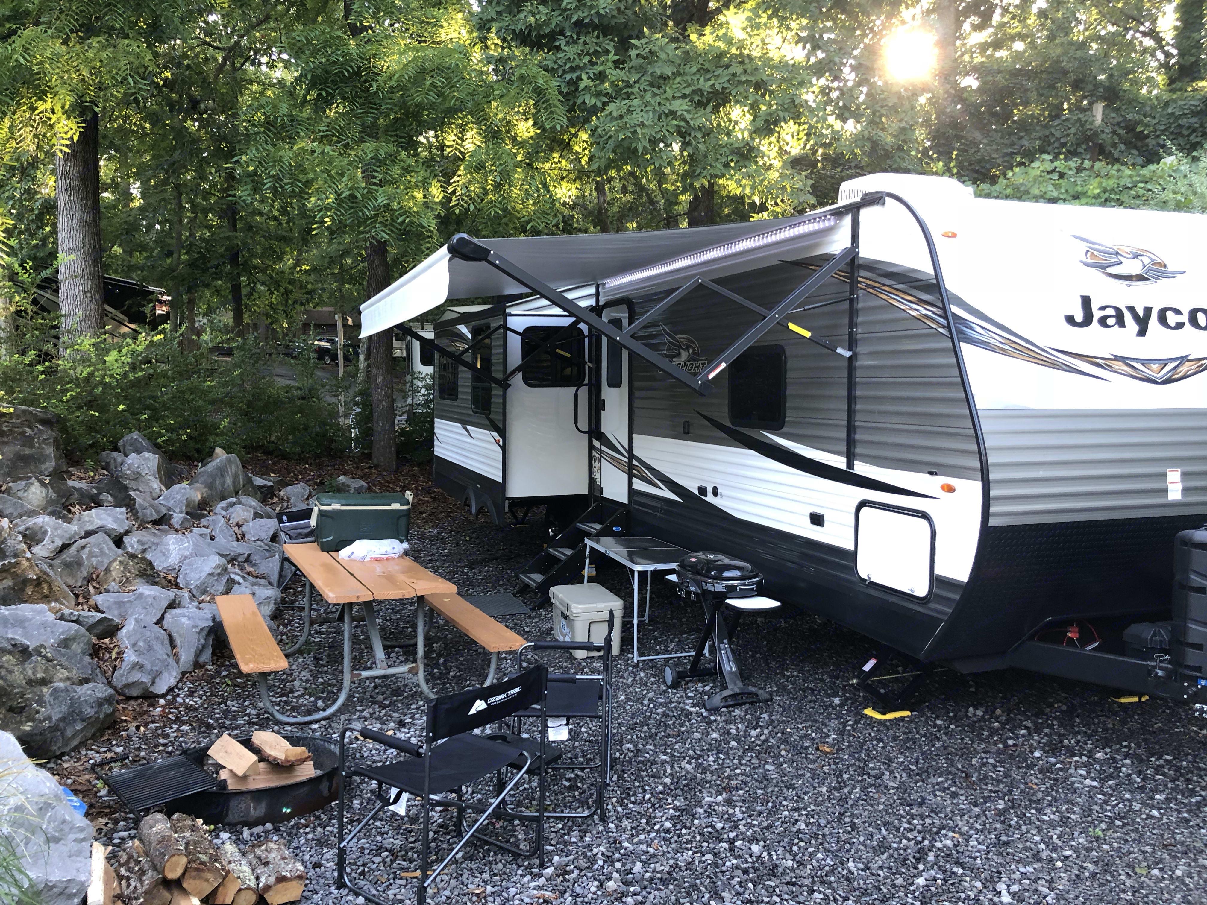 Great outdoor living!. Jayco Jay Flight 2019