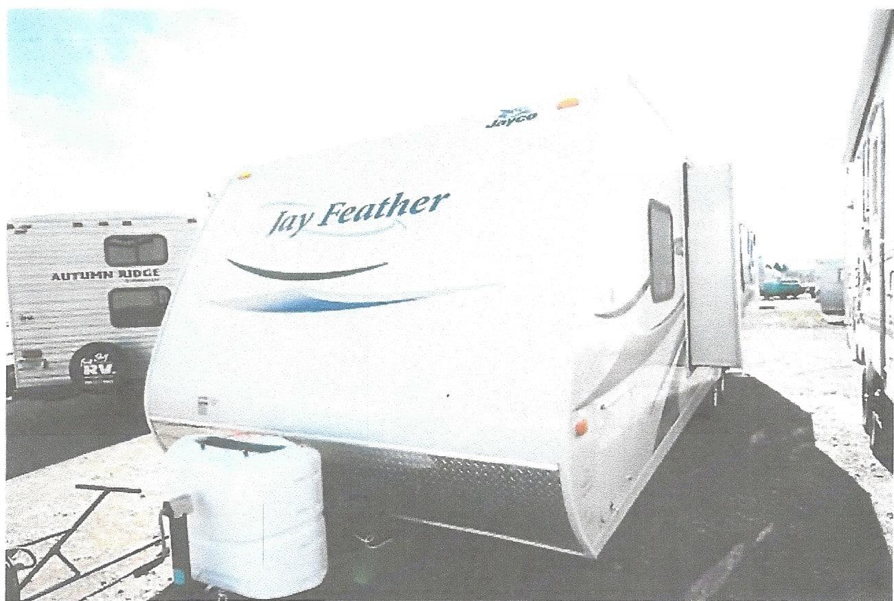 Jayco Jay Feather Ultra Lite 2010