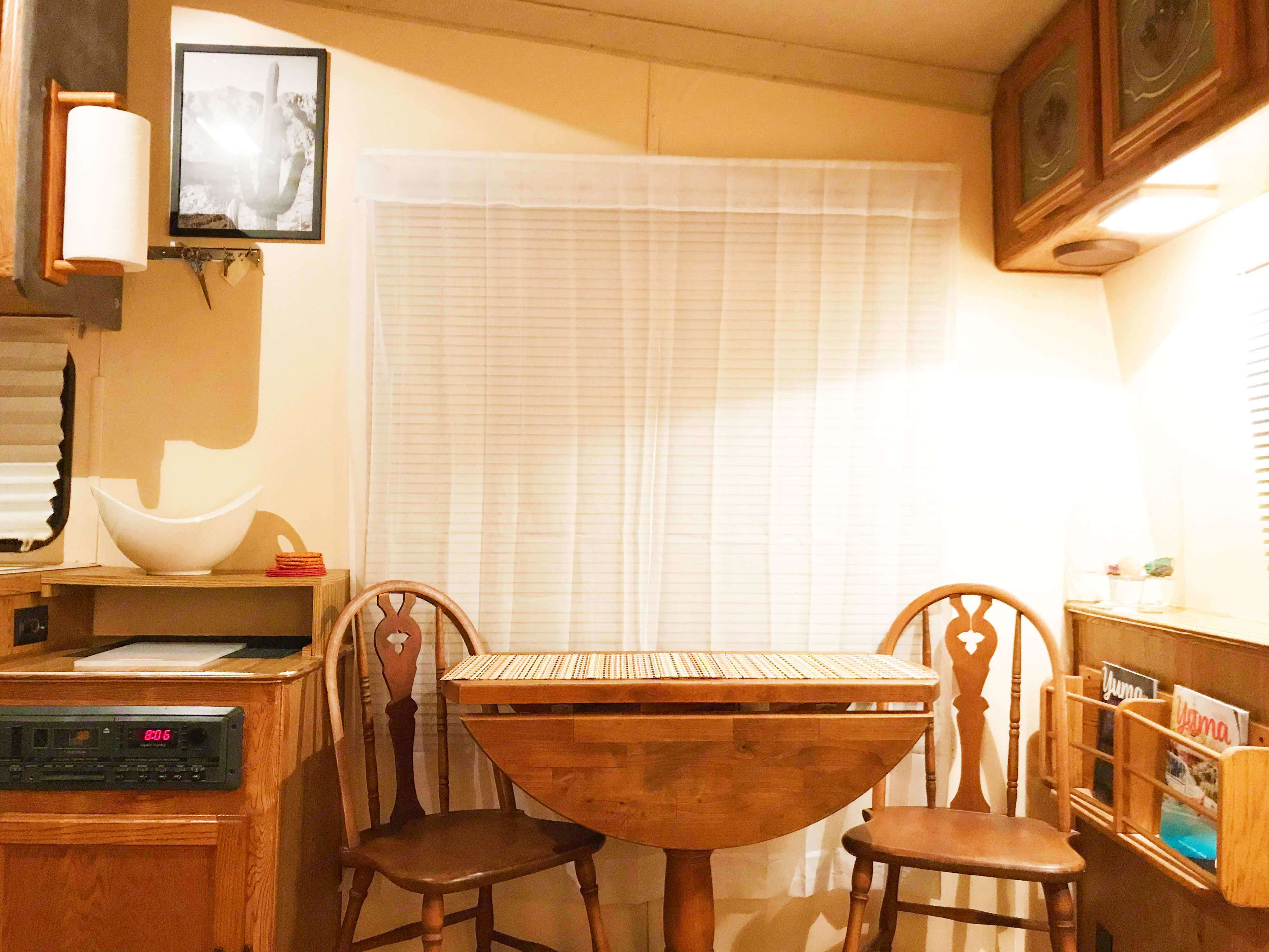 Cook an entire meal and enjoy our little dinner spot! . Liteway Other 1970