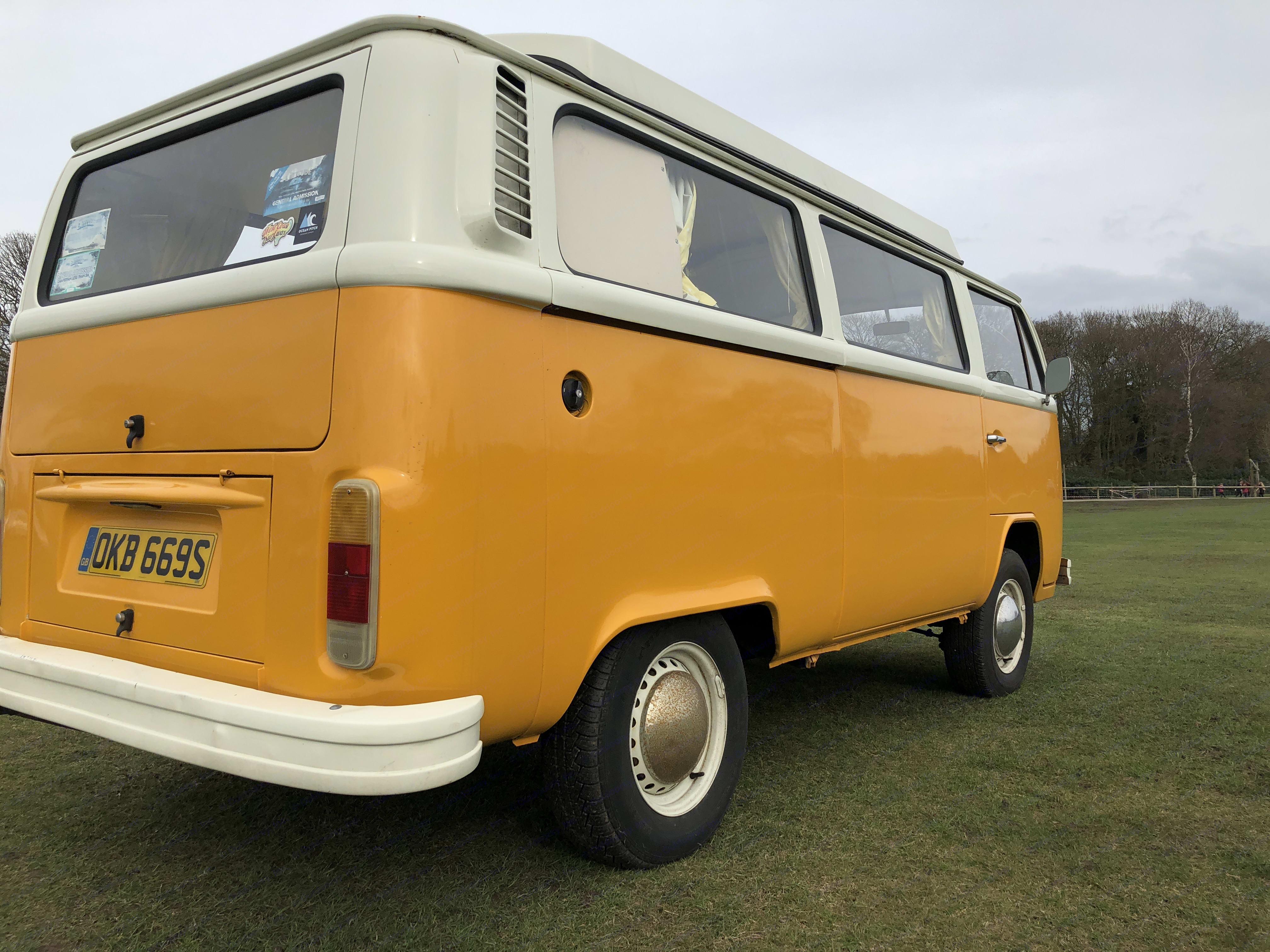 Volkswagen T2 1977
