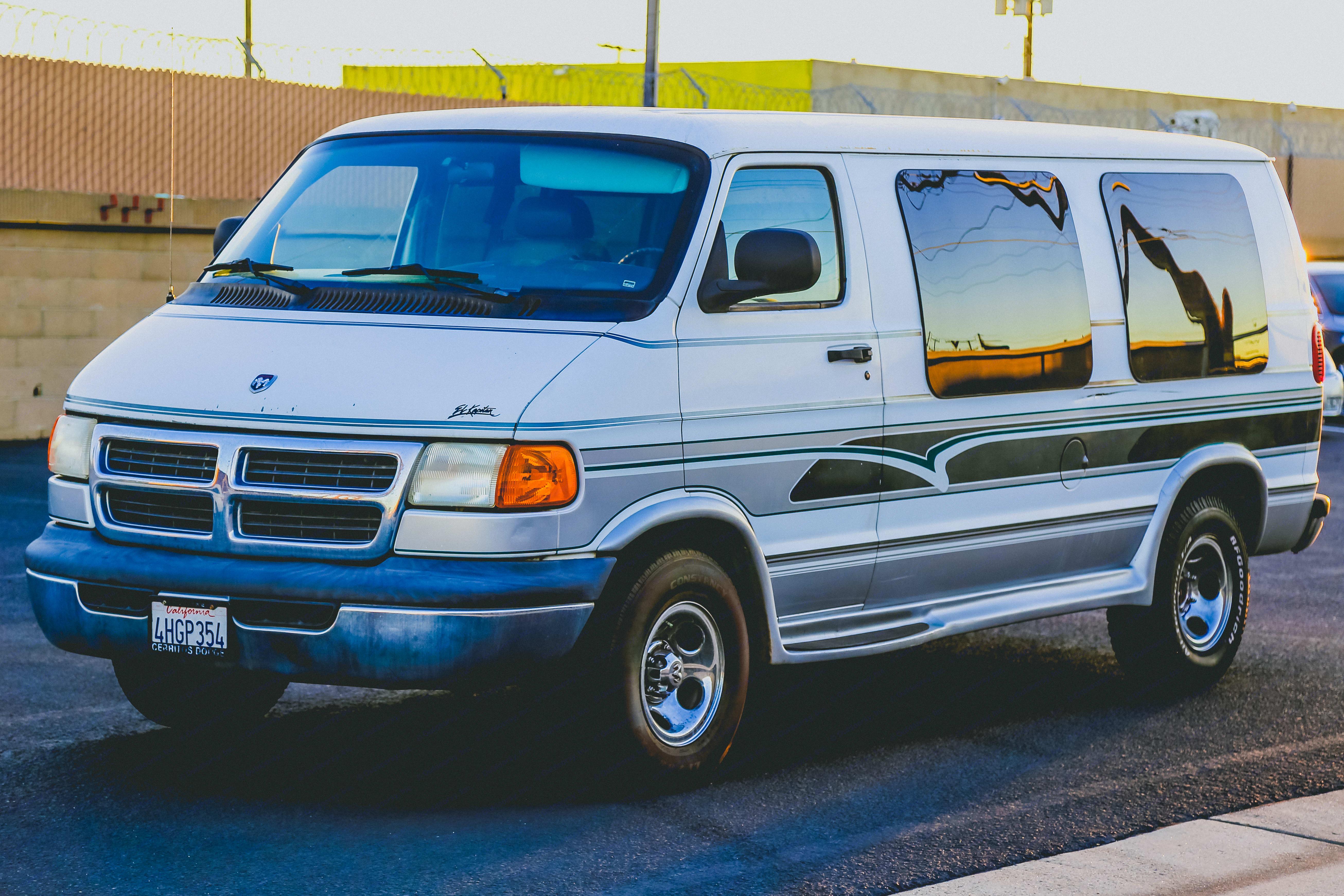 The most interesting camper van in the world! Meet El Kapitan himself affectionately named Hercules! . Dodge Ram 1500 1999