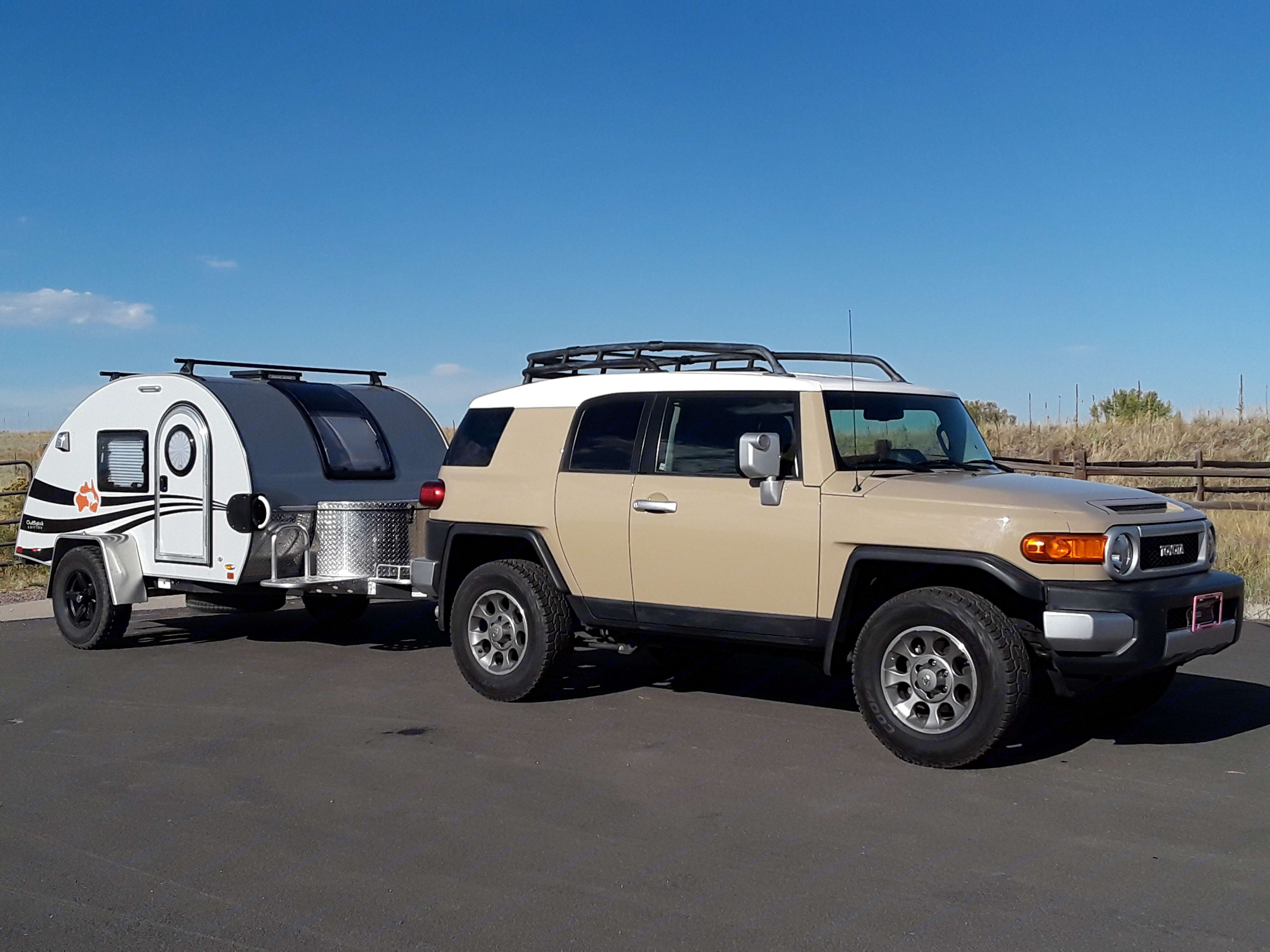 Our Rugged FJ Cruiser with Hogan travel package... ready to take you on your Southwest adventure!. Toyota FJ Cruiser 2014