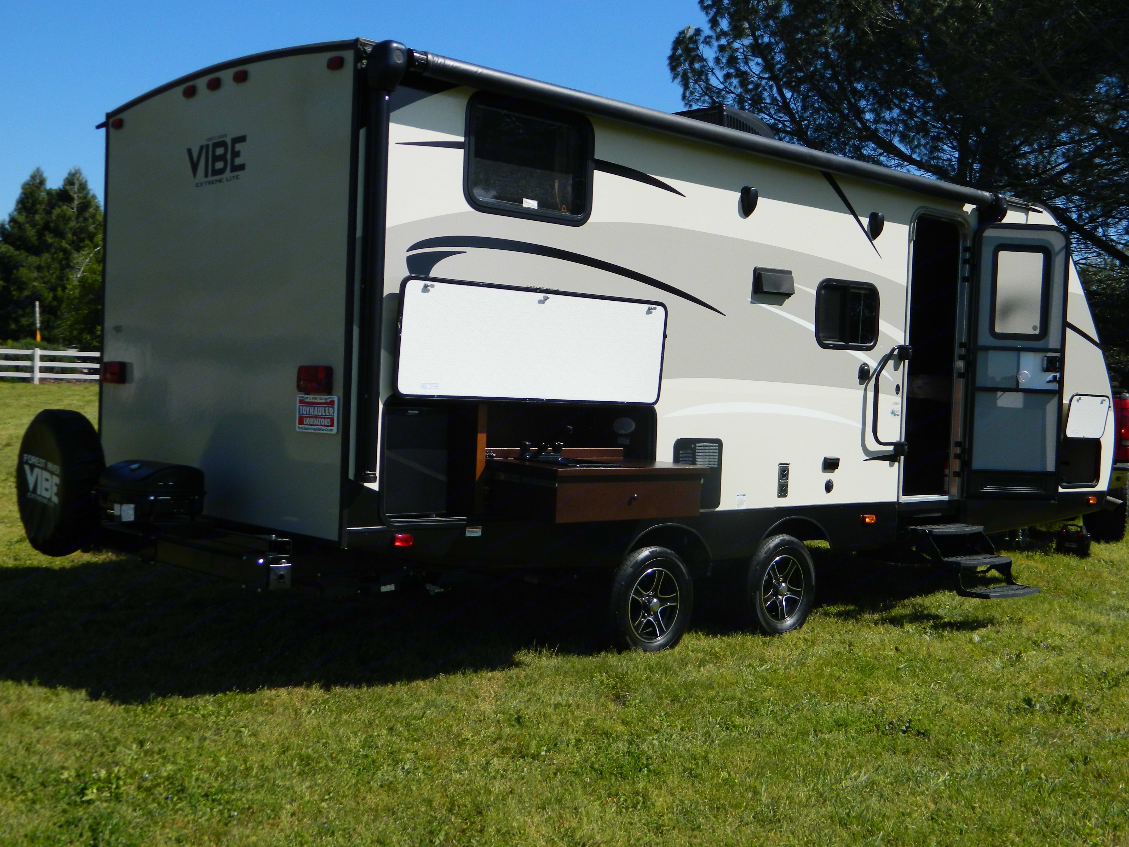 Forest River Extreme Lite Vibe 250BHS1 2016