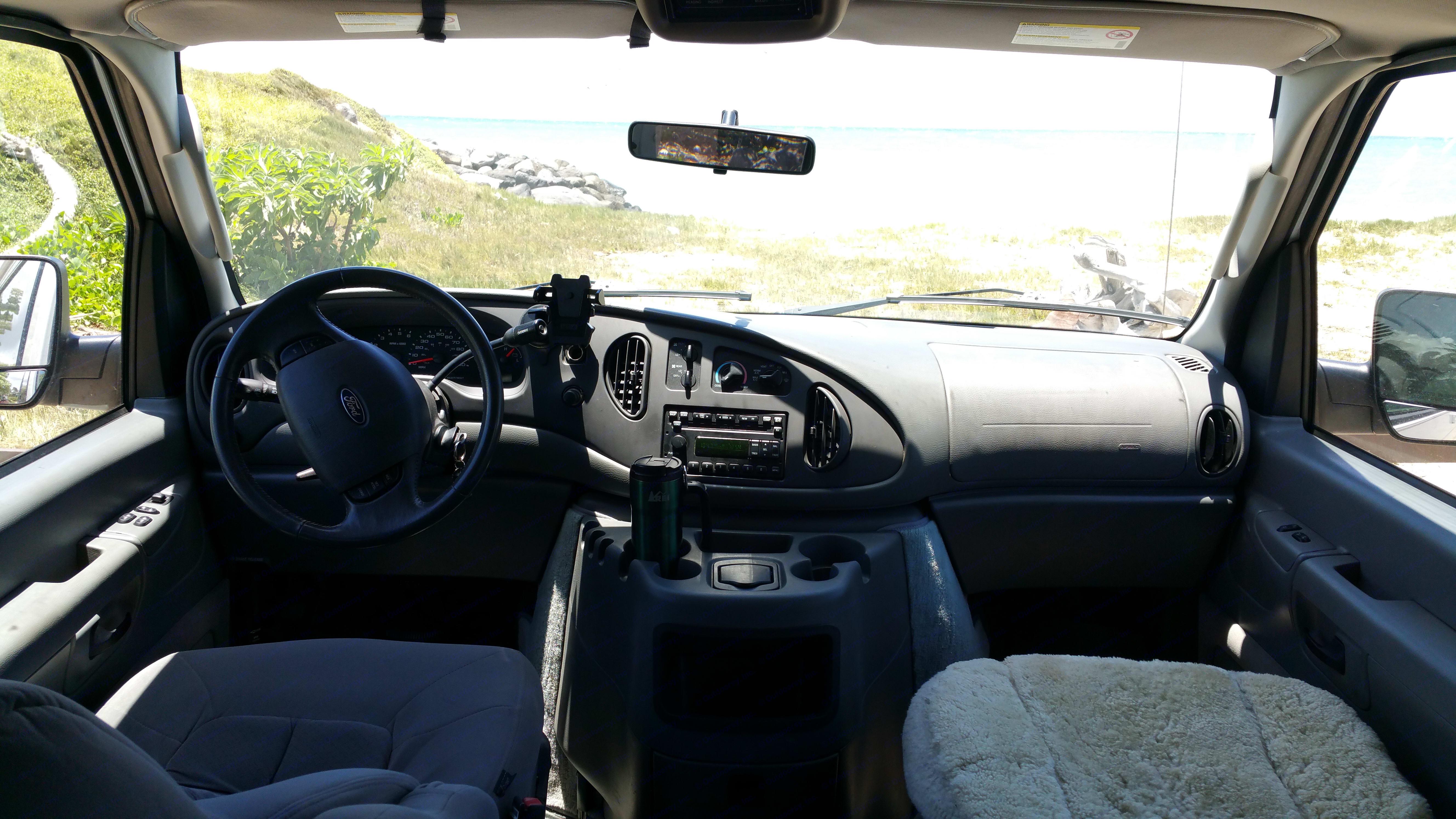 Ford E150 Chariot Hi-Top Conversion 2004