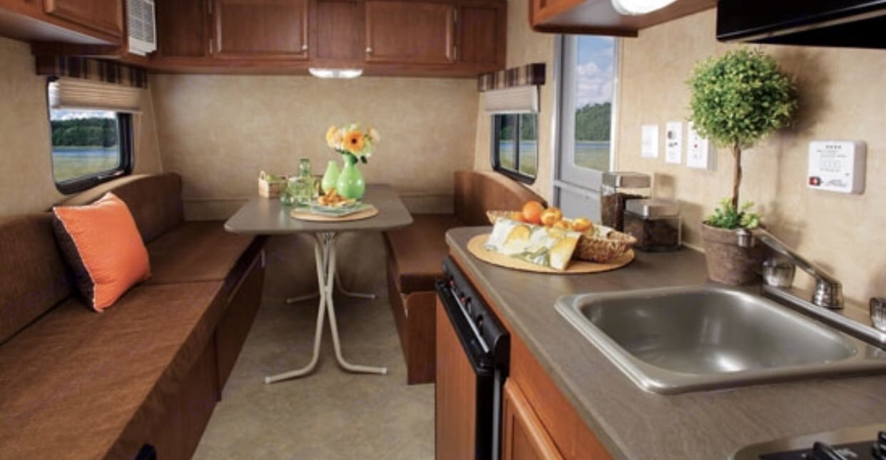Jayco Camper Trailer- Swift 2012