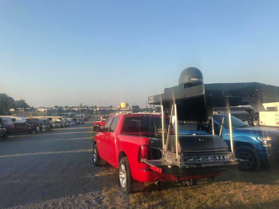 Grill n Chill Vehicle Ford F150 2012