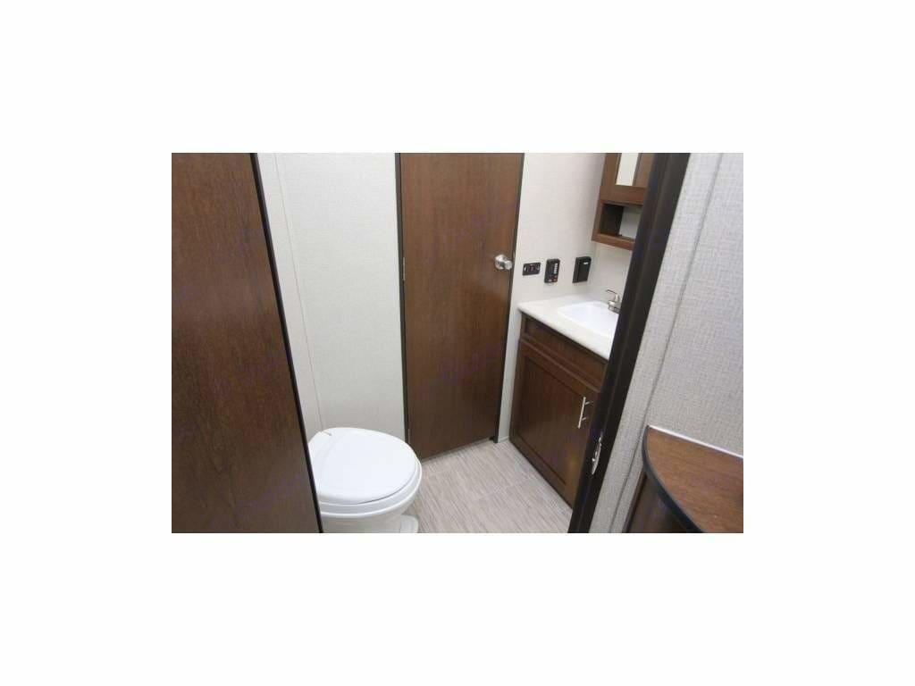 Bathroom. Prime Time Avenger 2019