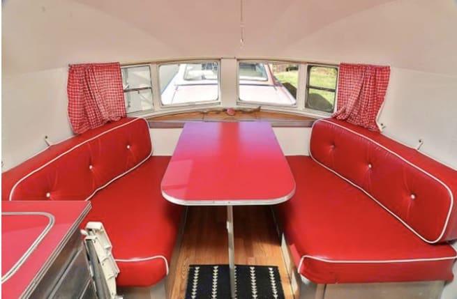 Airstream Airstream 1955