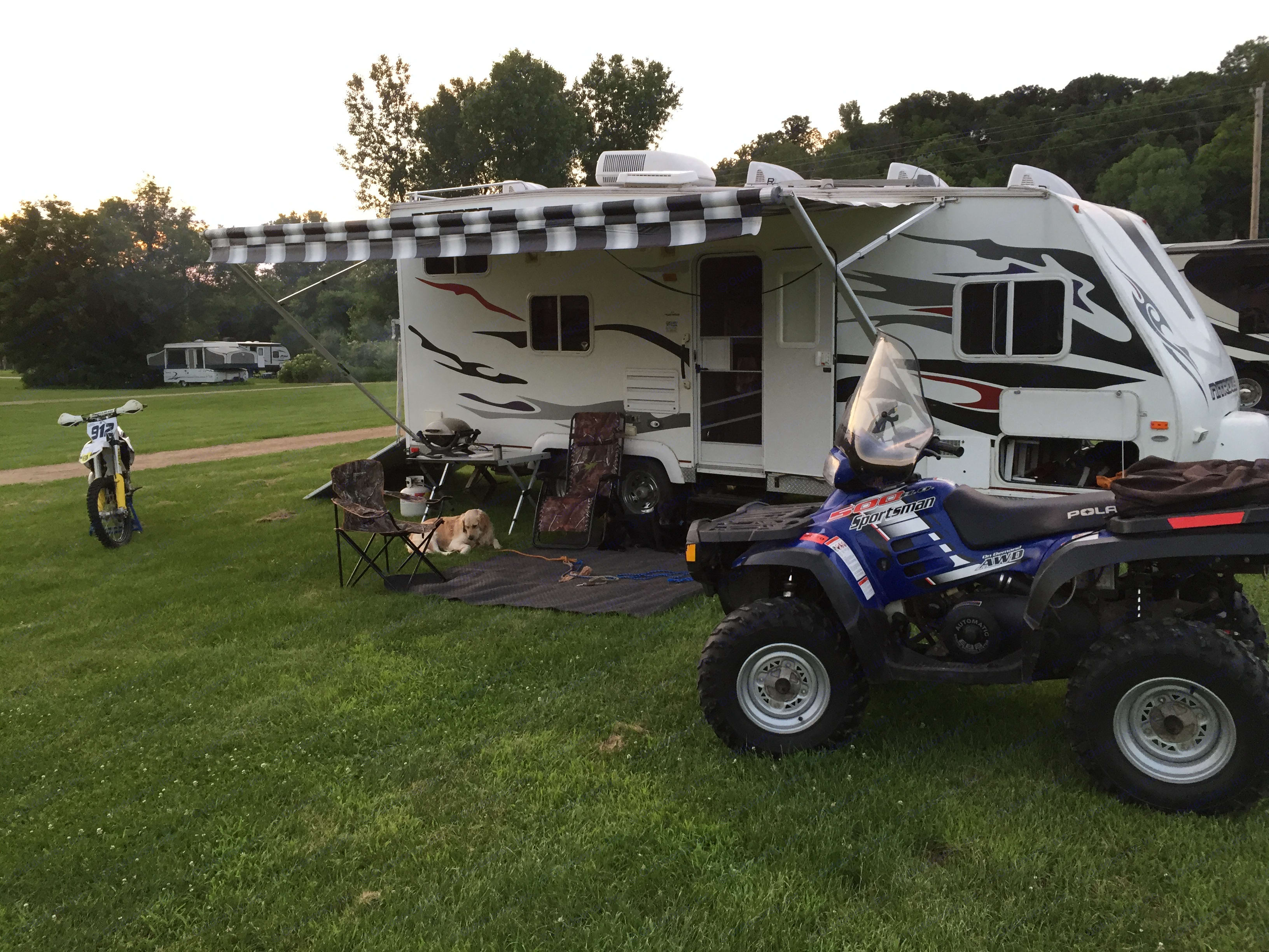 Great overall camper. Fleetwood Nitrous 2008