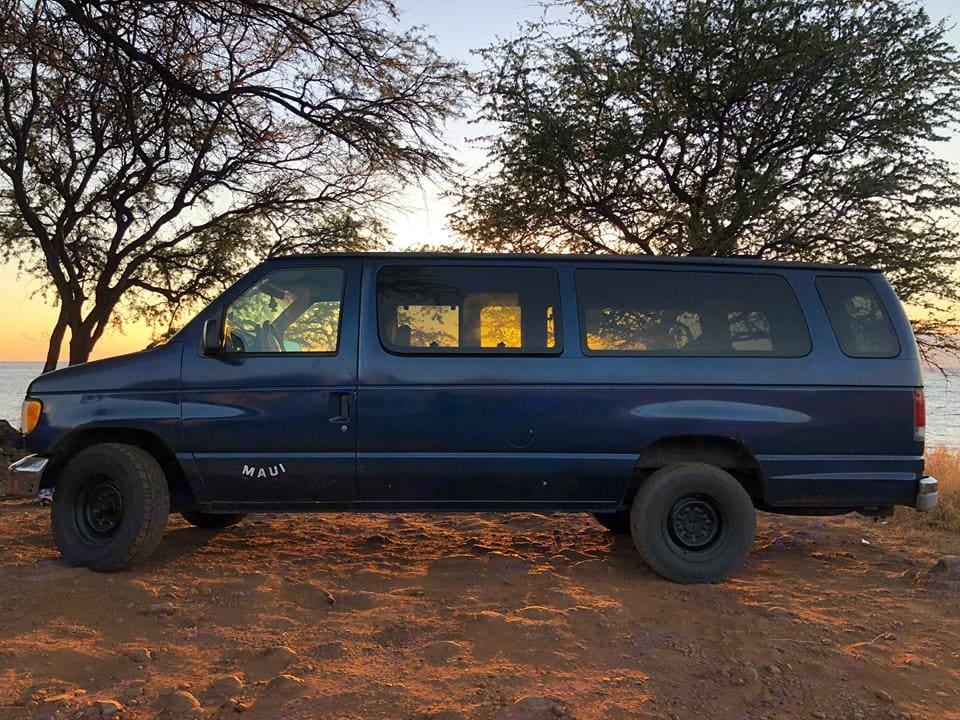 Ford Econolline 250 2002