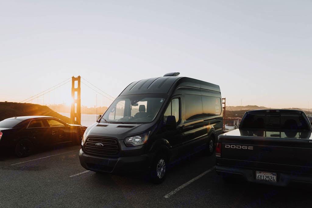 Ford Transit 2500 2018