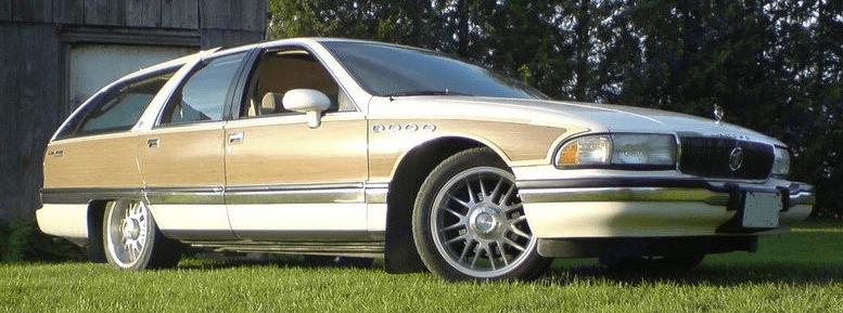 Buick Roadmaster 1993