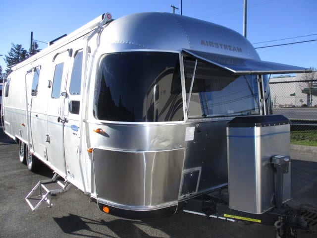 Airstream Classic Limited 2011