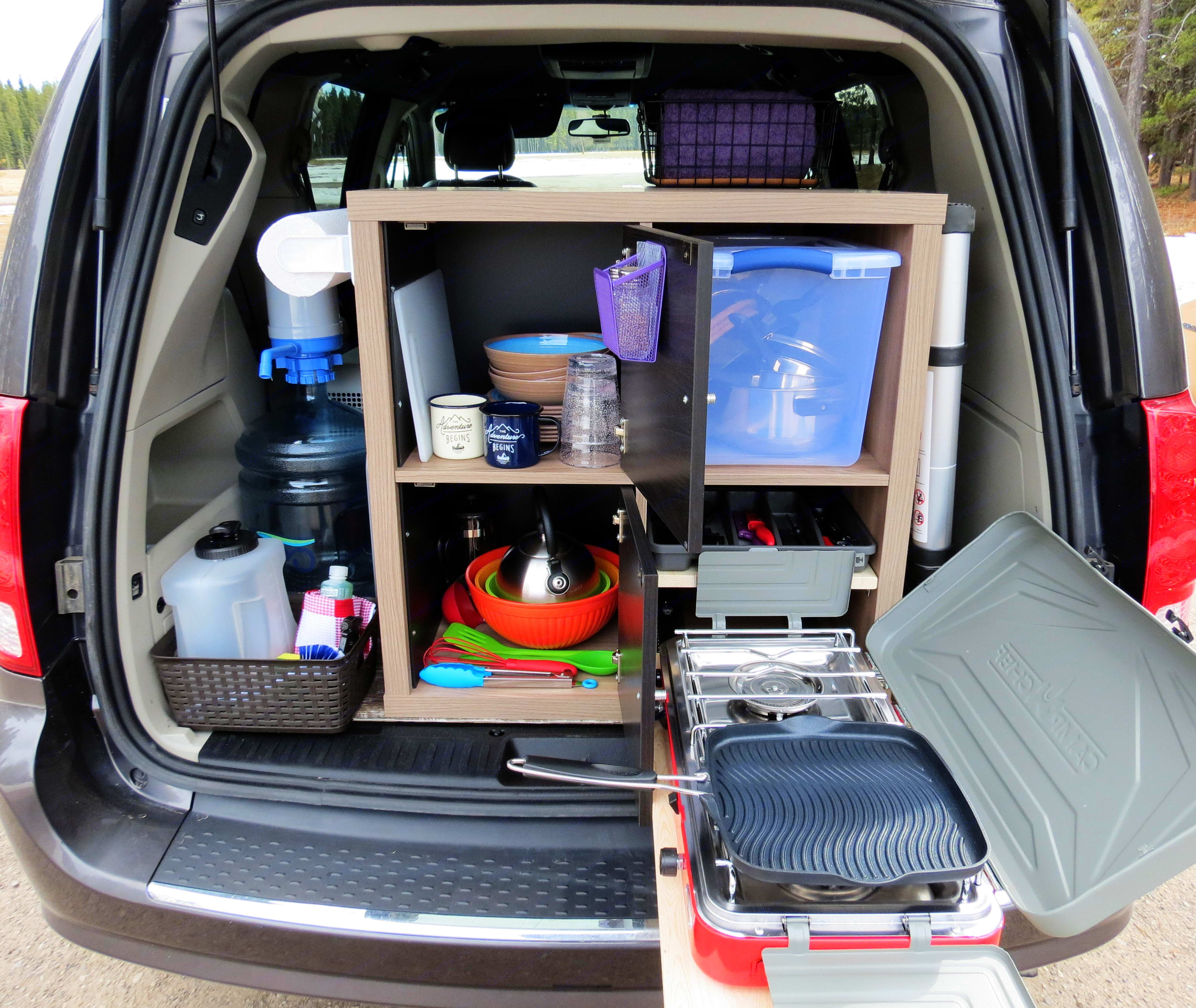 All equipment is included for free. Dodge Grand Caravan 2014