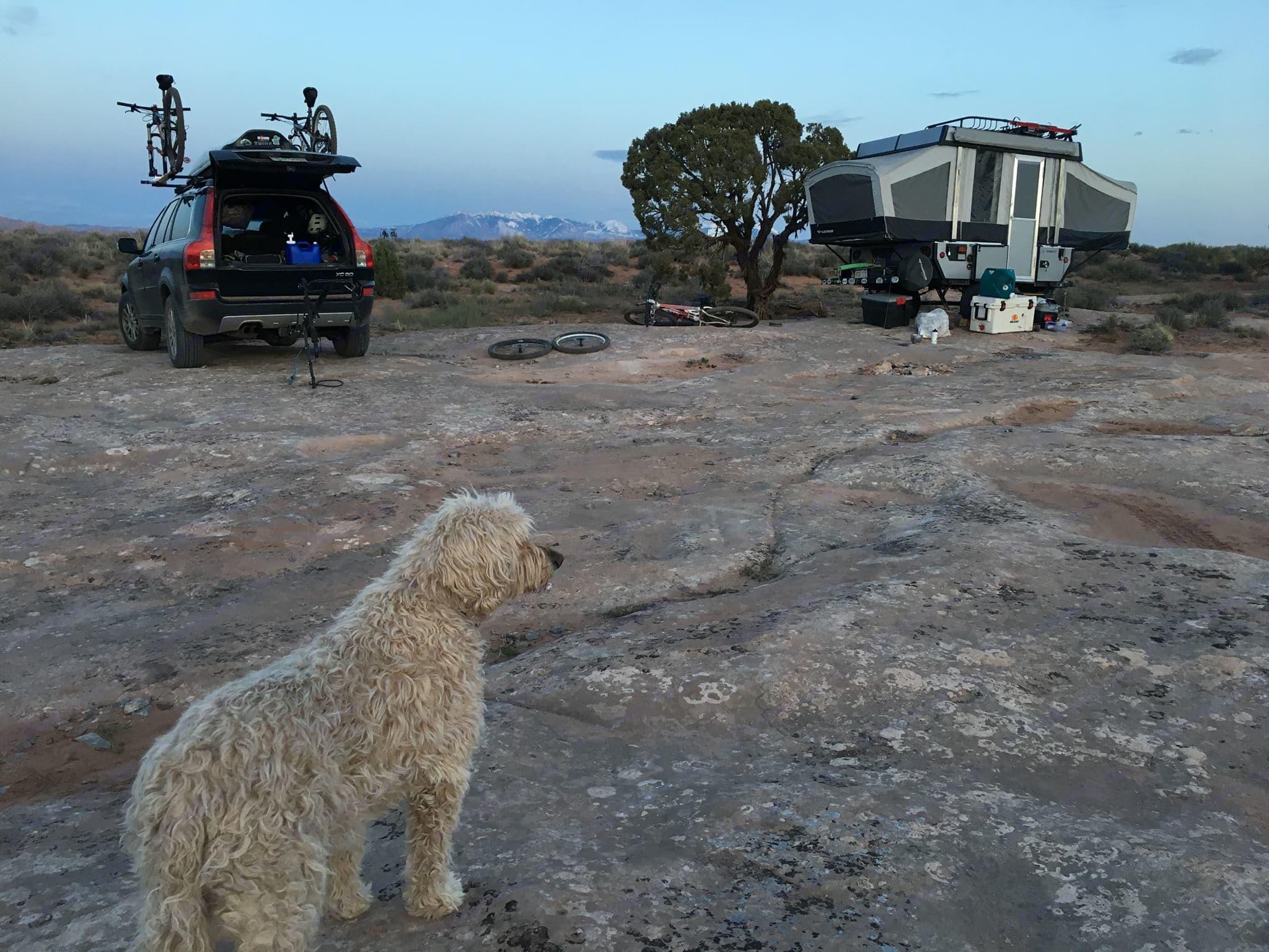 slick rock camping. Fleetwood Cobalt 2008
