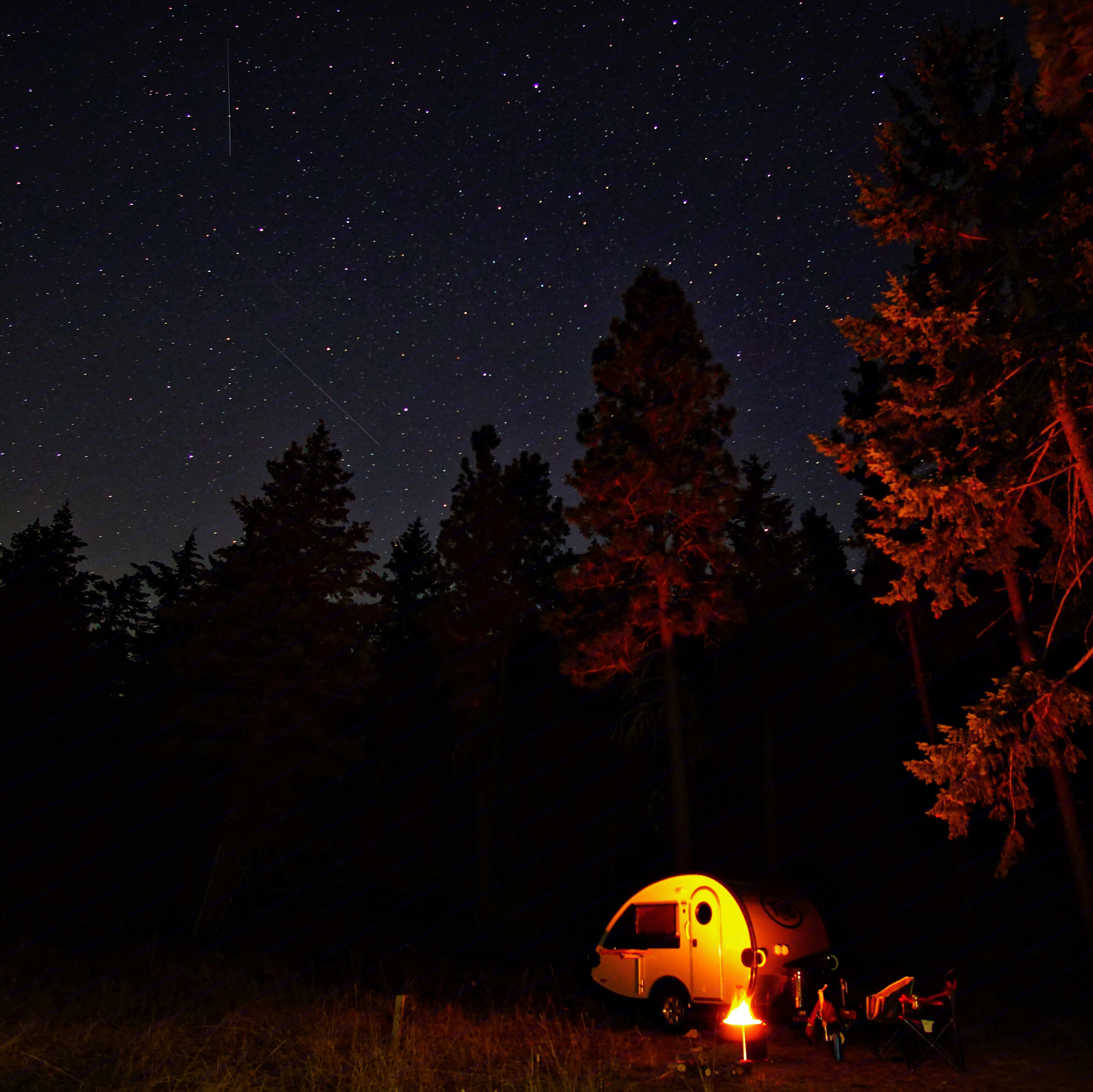 Get out under the stars. Little Guy T@B 2013