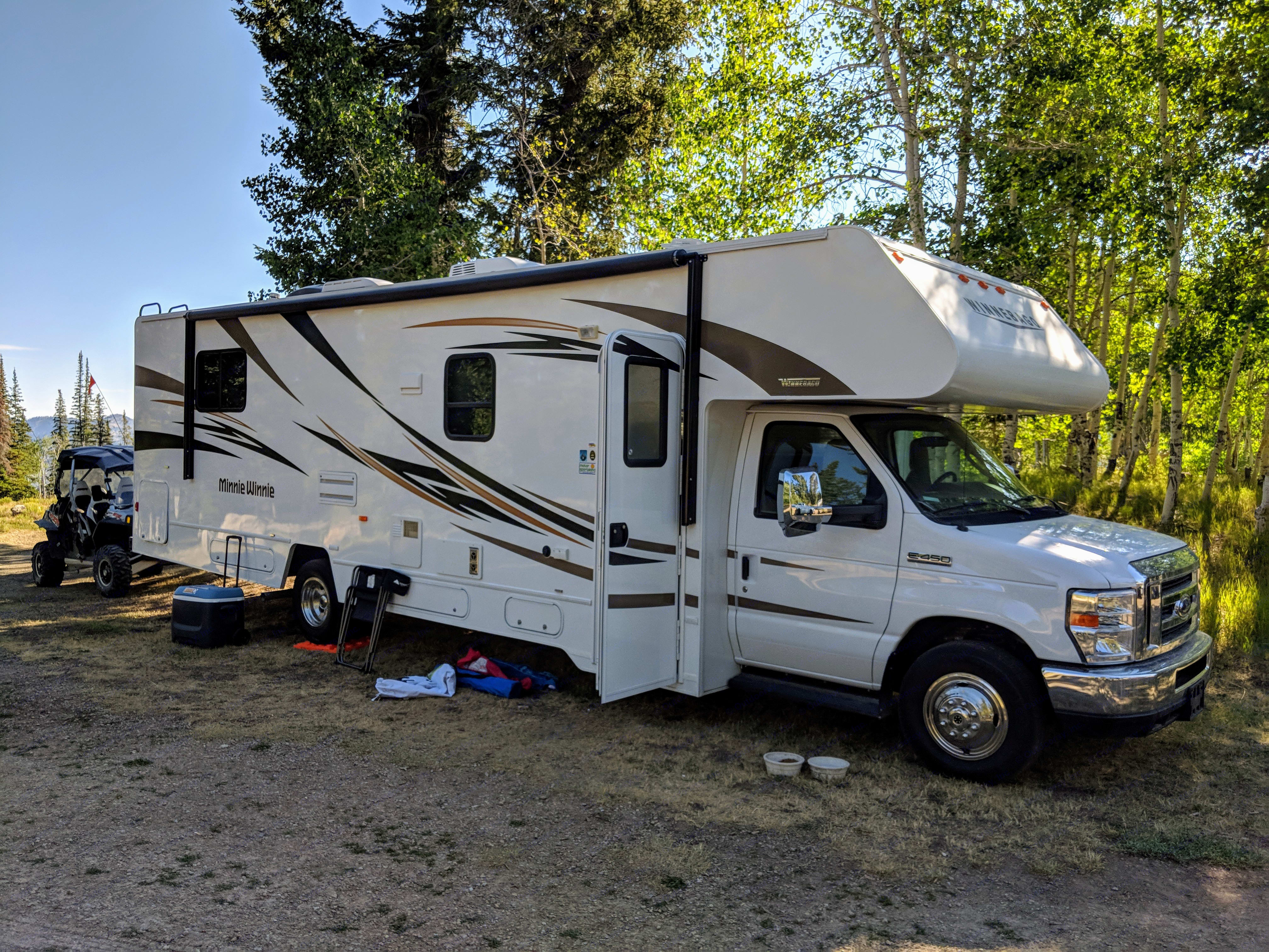Our favorite toy, ready to share with you and your family!. Winnebago Minnie Winnie 2017