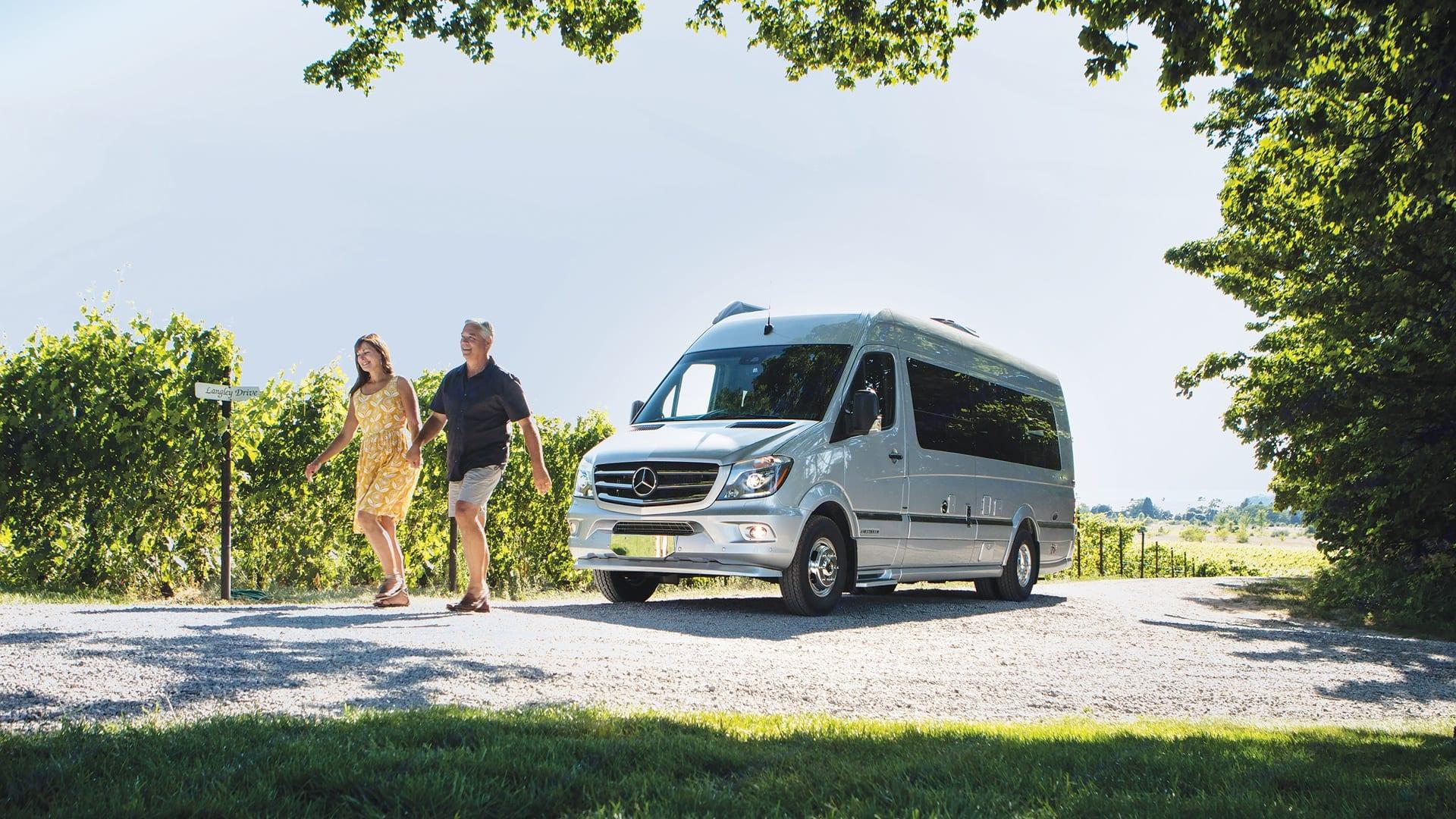 Enjoy a smooth, comfortable, and luxurious ride!. Mercedes-Benz Sprinter 2018
