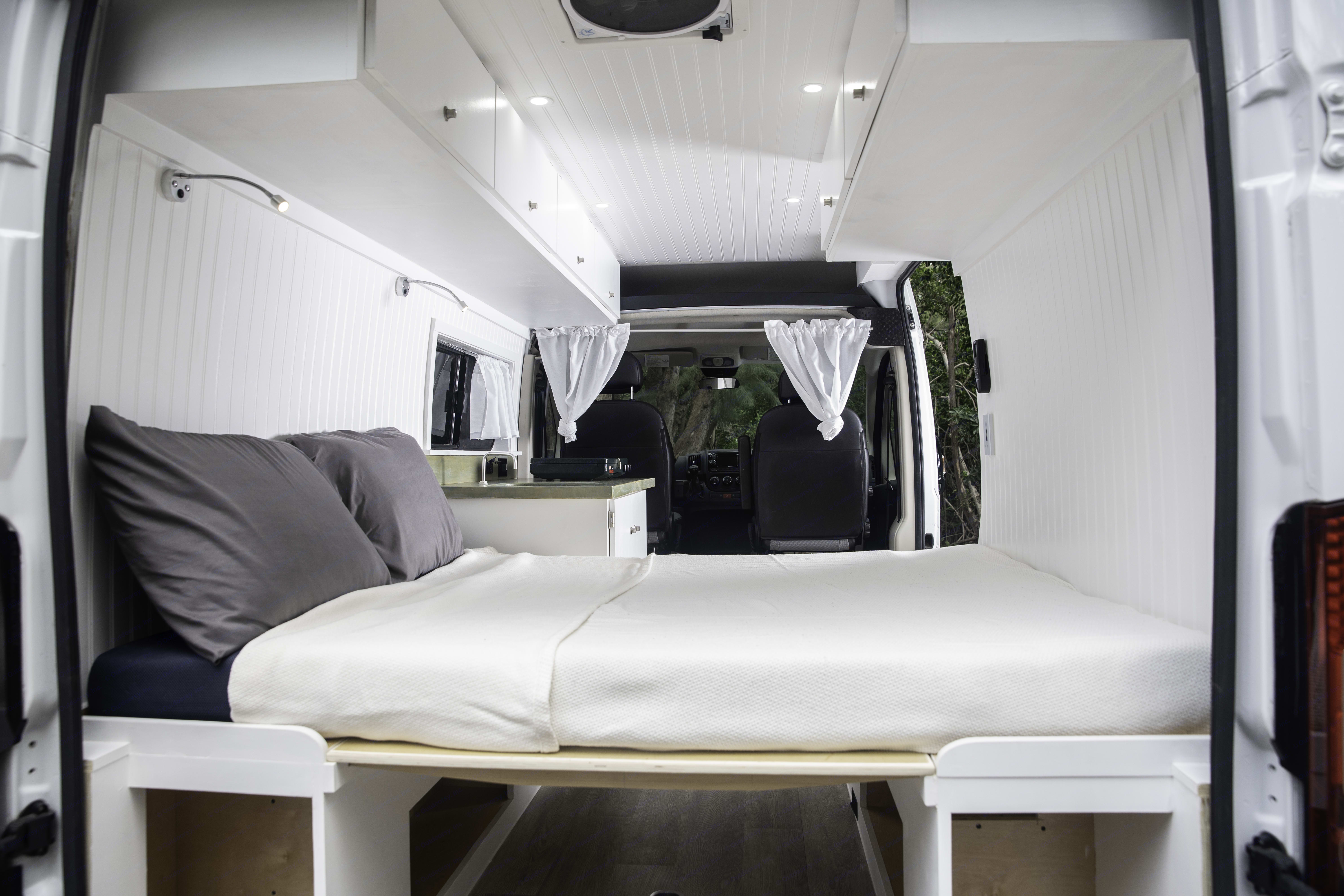 RAM Promaster Hig Roof 2020
