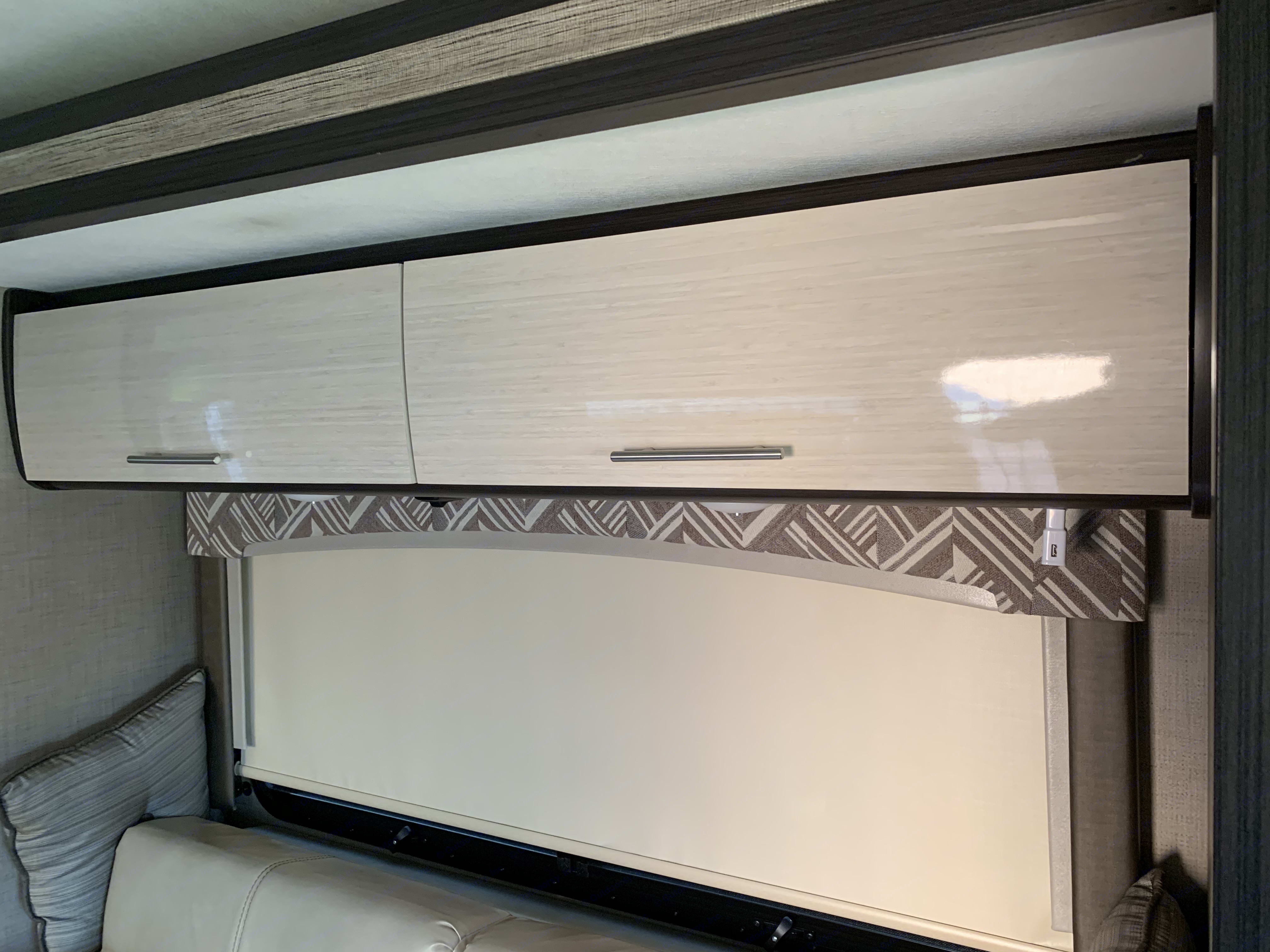 Sofa cabinets. . Thor Motor Coach Axis 2018