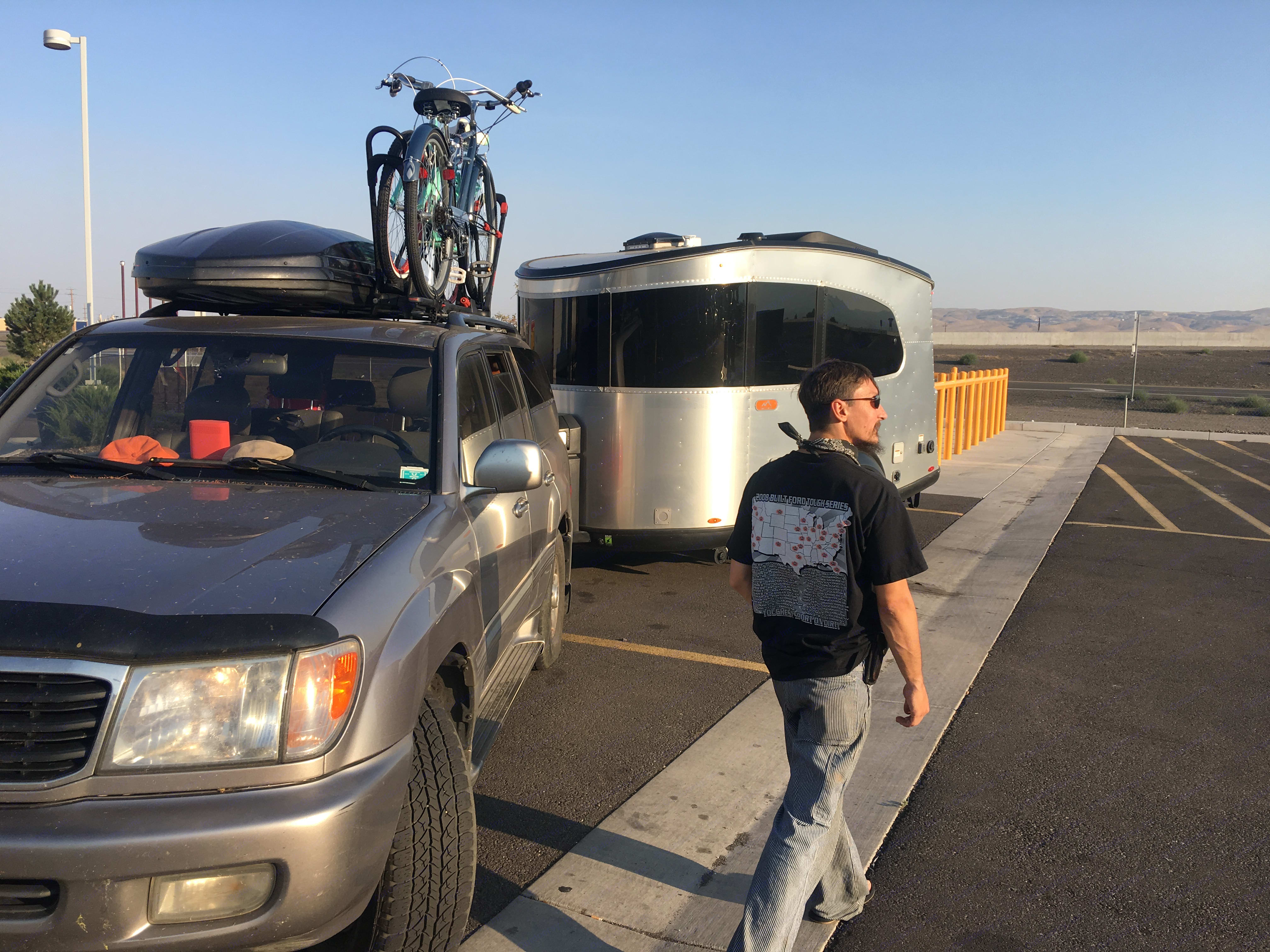 Airstream Base Camp 2017