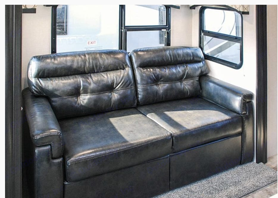 Folds out to a comfortable full size bec. Venture Rv Sporttrek 2018