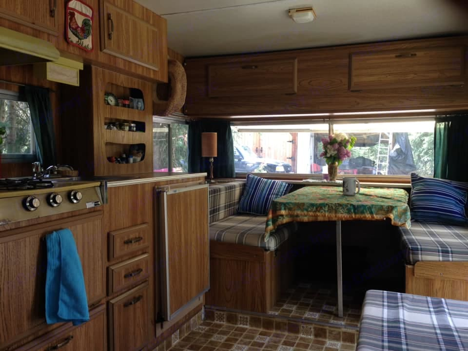 quaint, well stocked, lite with all LED lights. . Featherlight Trailers Other 1976