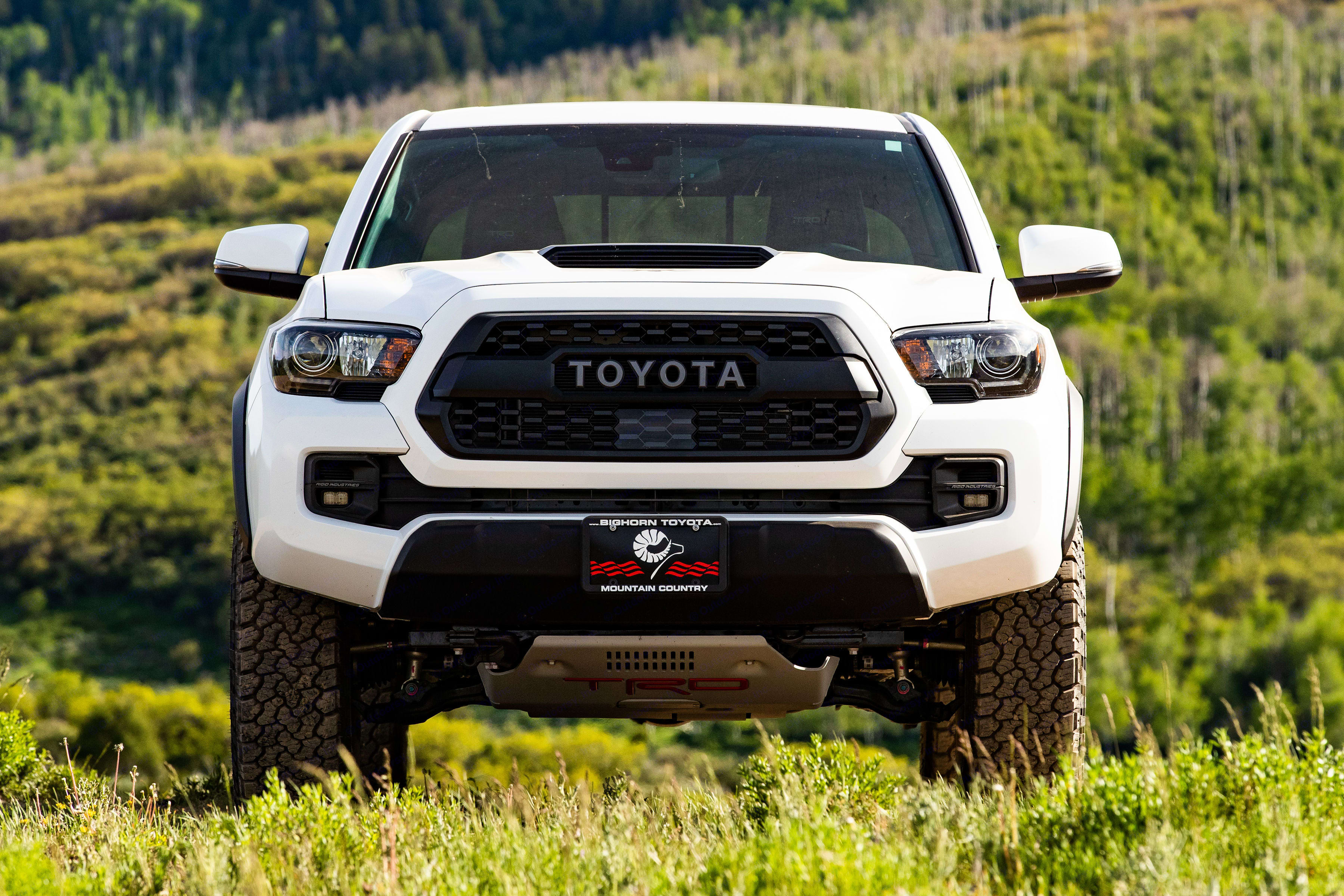Toyota Tacoma TRD Pro. Toyota Tacoma 2019