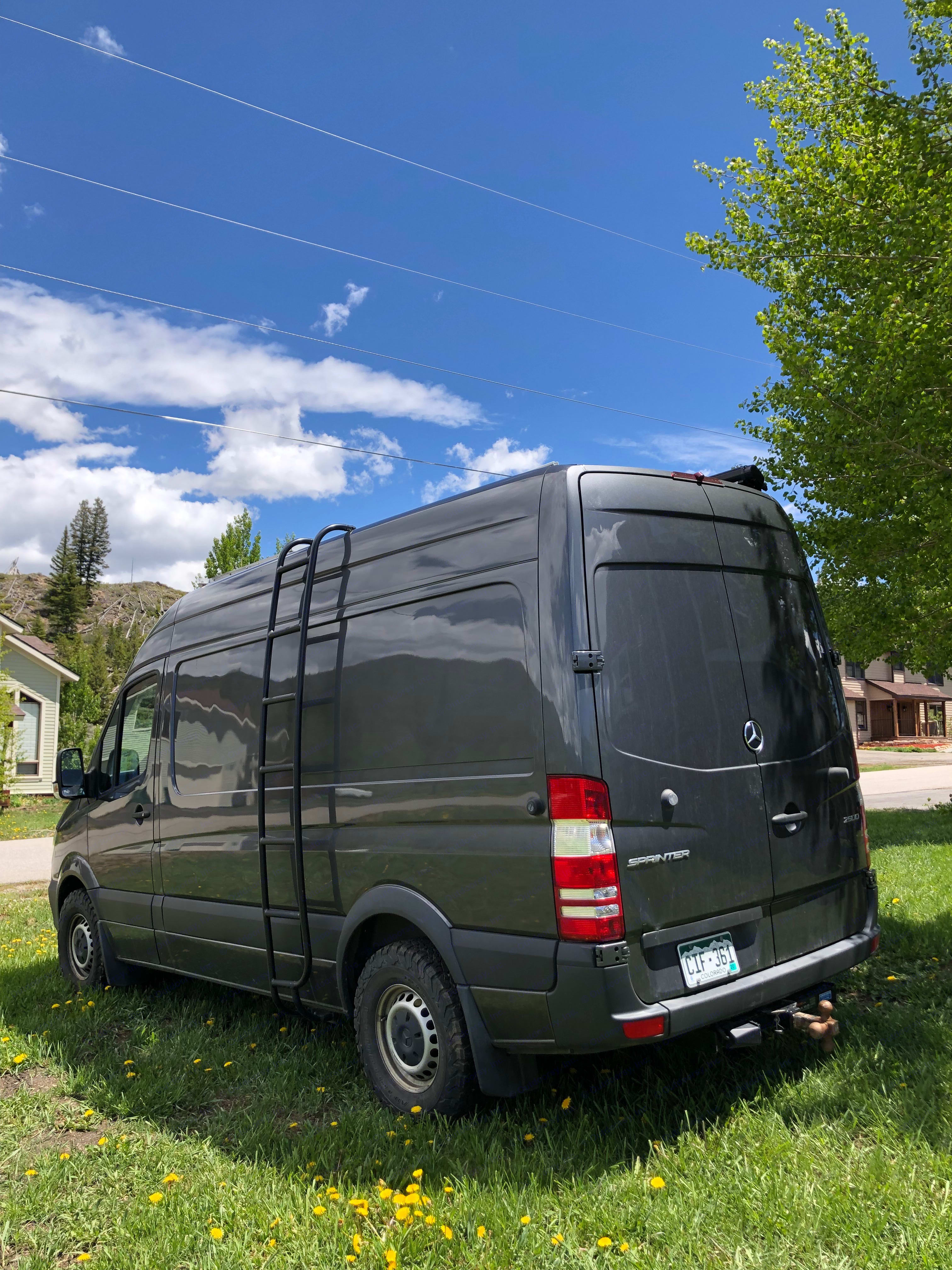 including Studded Snow Tires. Mercedes-Benz Sprinter 2017