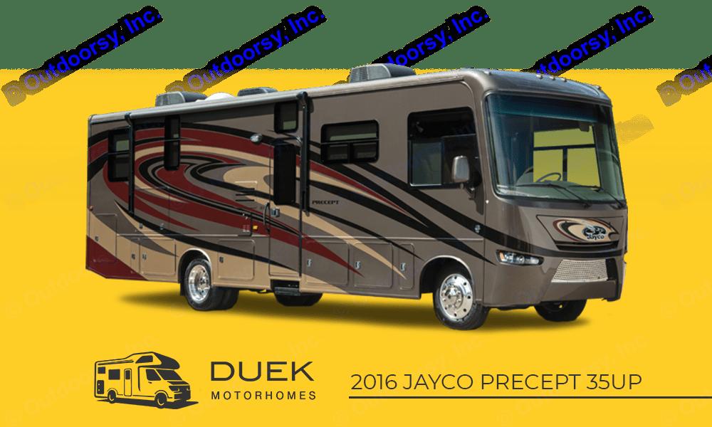 Jayco Precept 35UP 2016