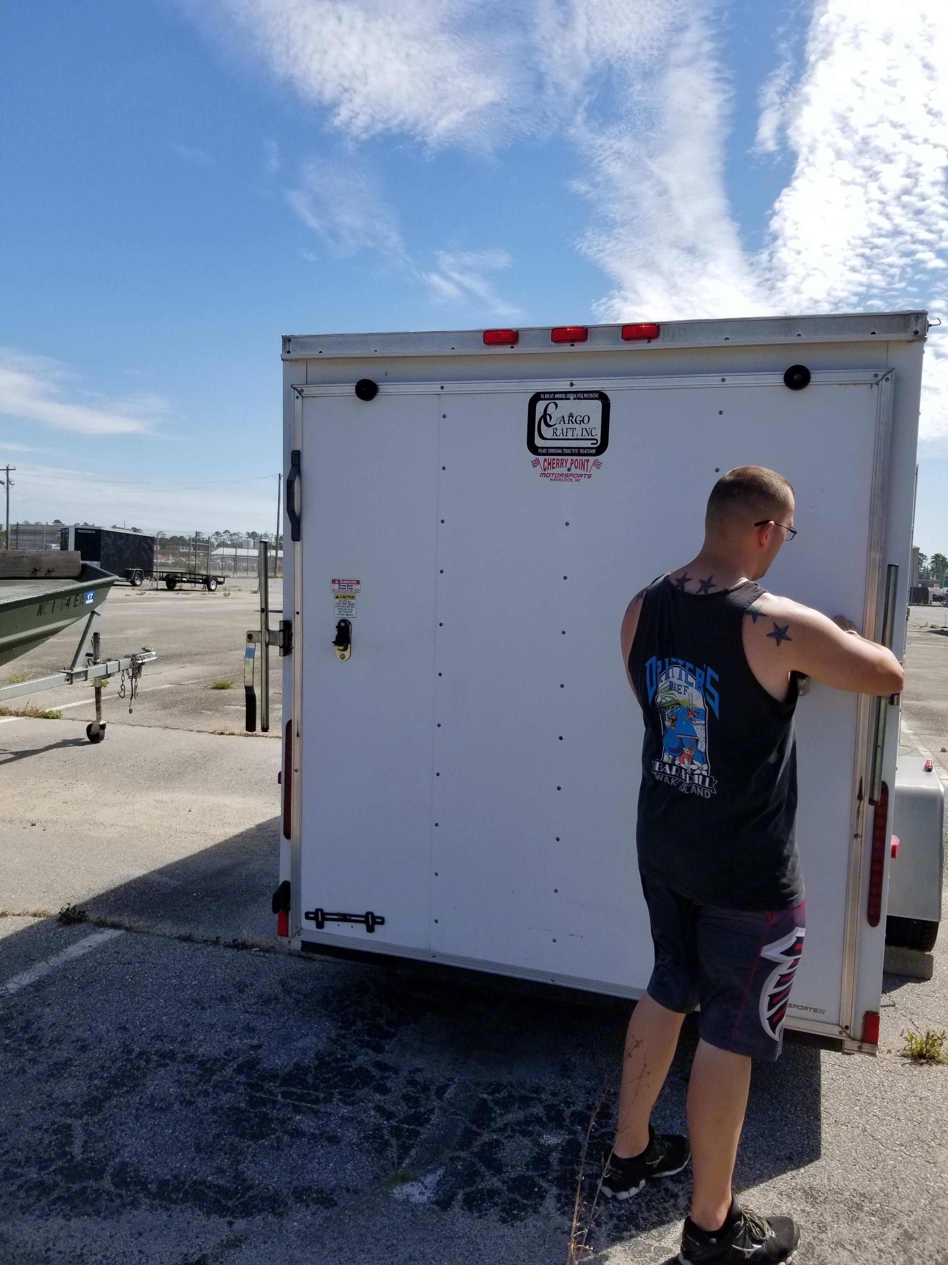 Cargo Enclosed 2011