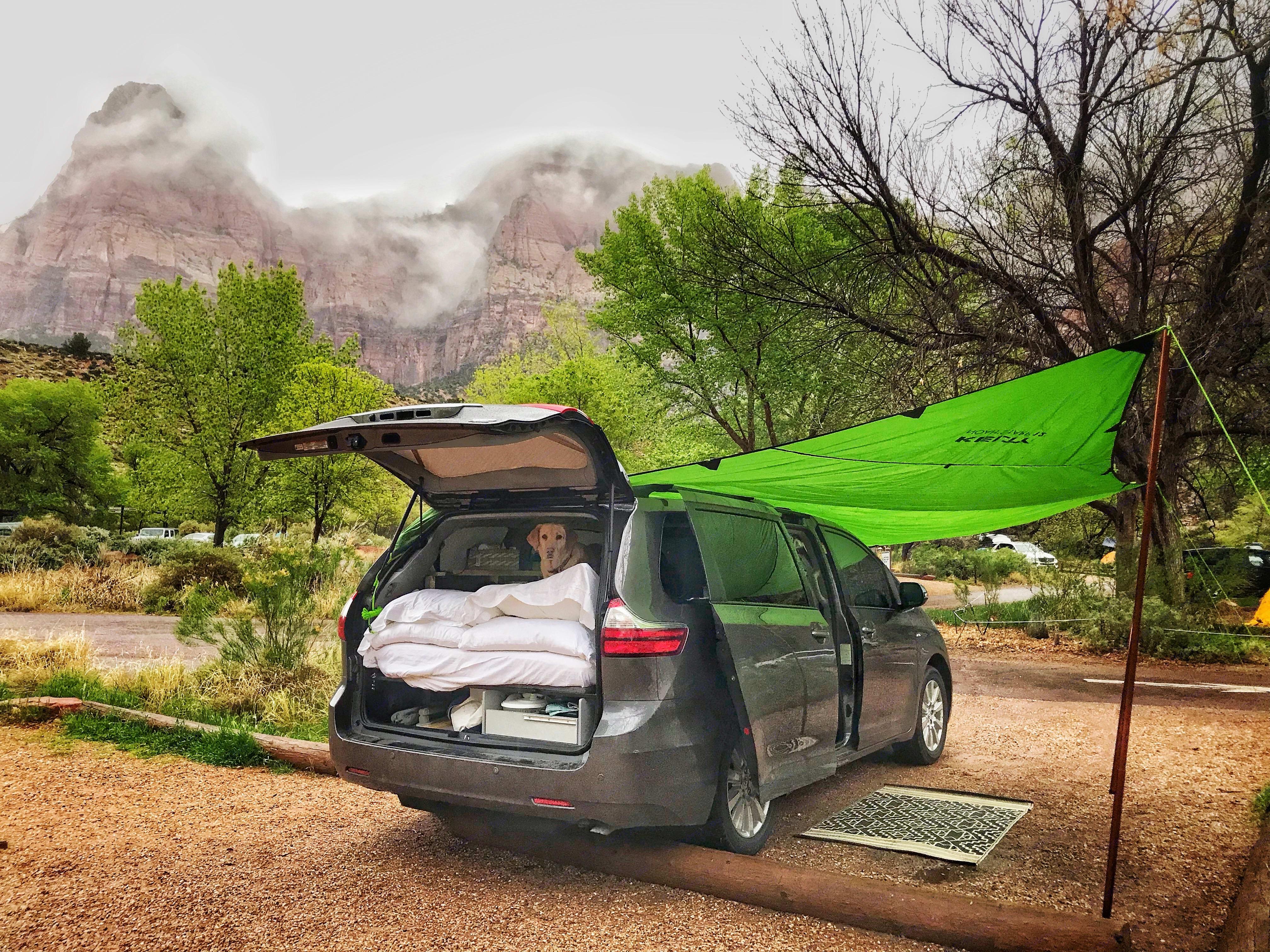 Toyota Sienna Limited AWD 2017