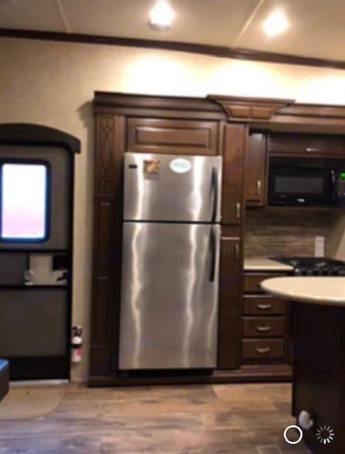 Refrigerator. Heartland Gateway 2015