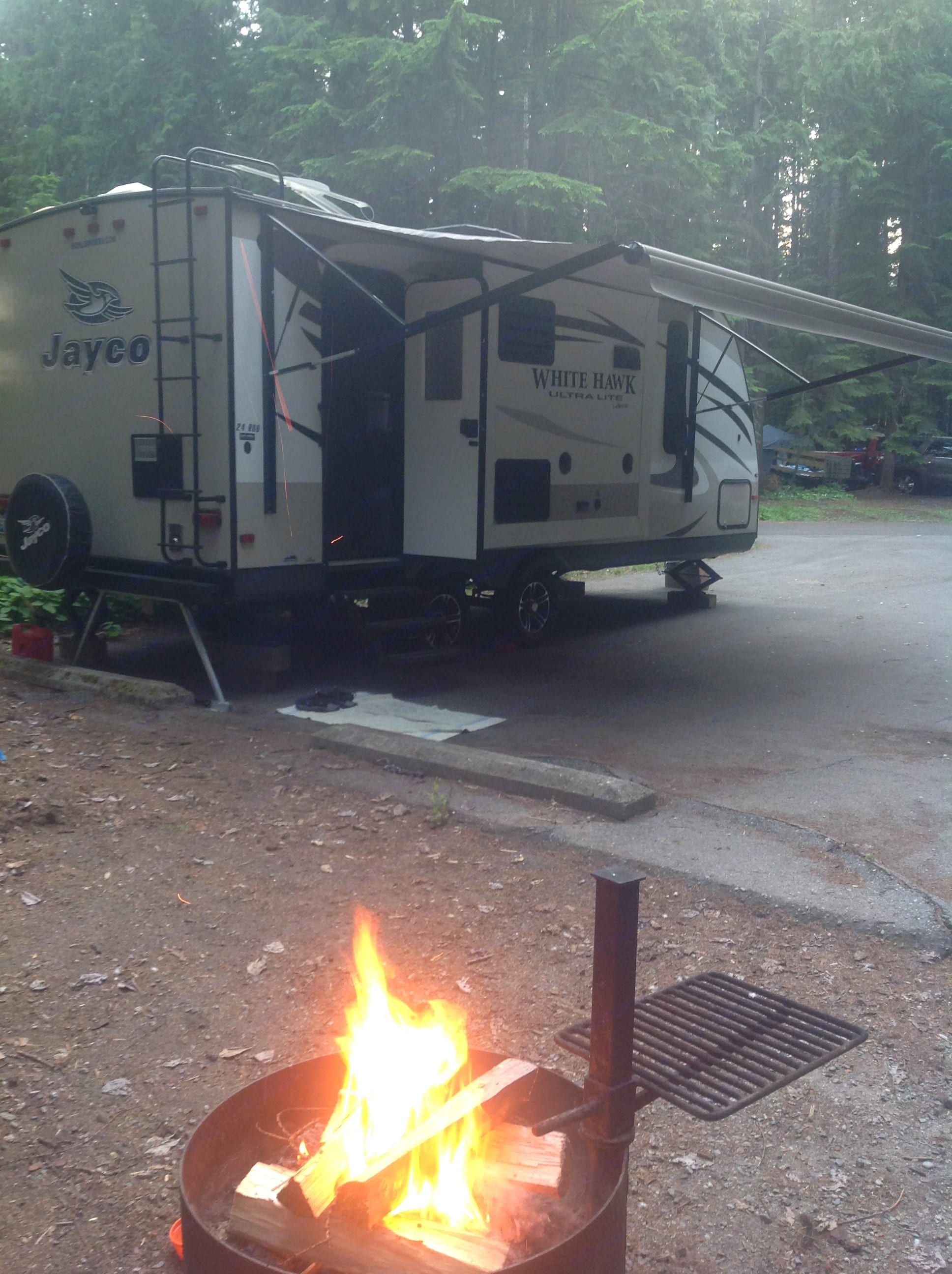 Jayco White Hawk Ultra Lite 2015