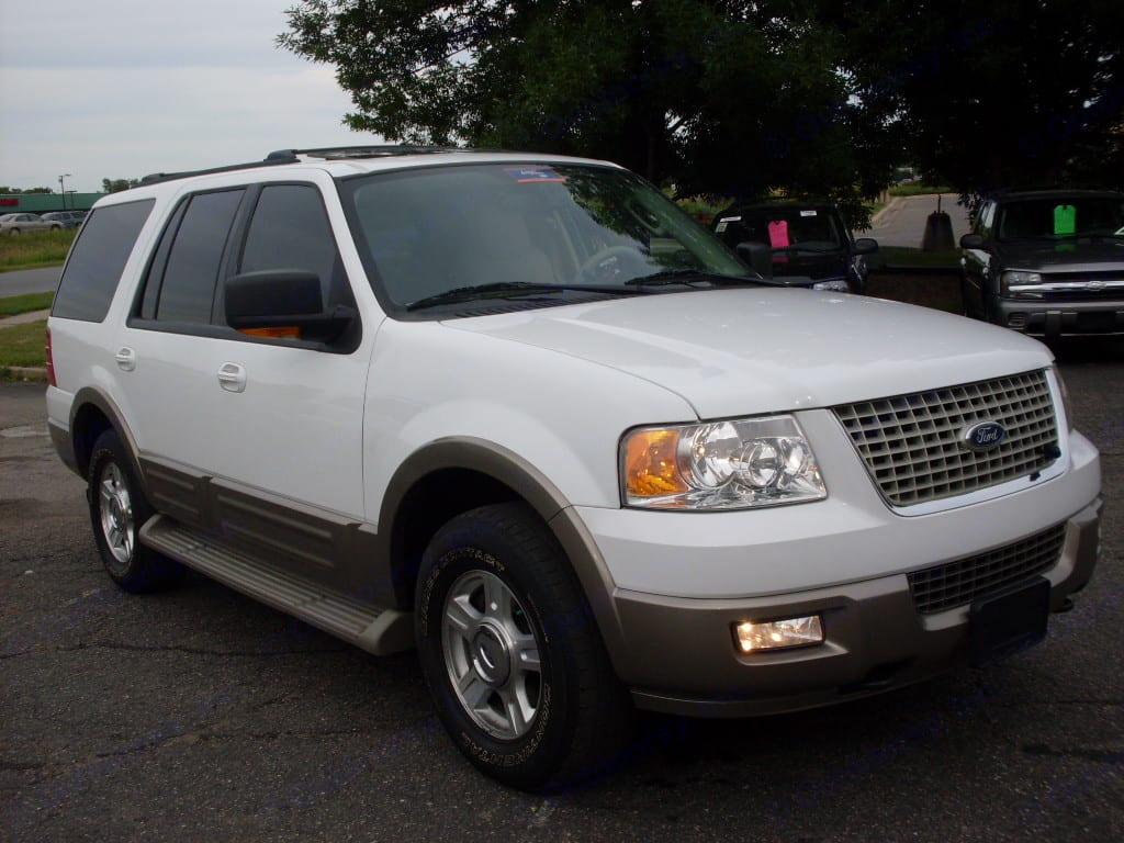 Ford Expedition Adventure Rig 2005