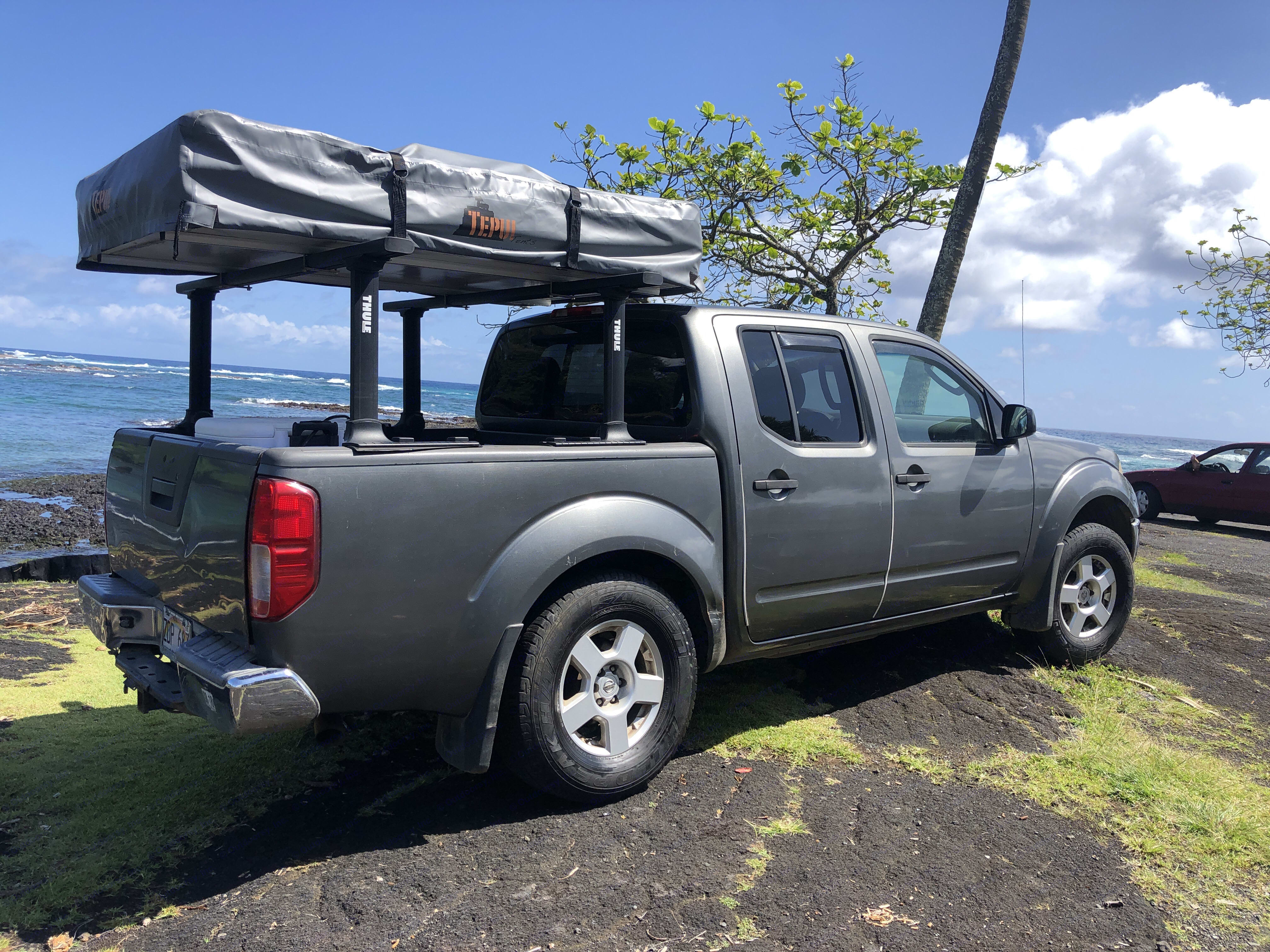 Our Nismo 4x4 Frontier is rugged and ready for the Hawaii terrain!. Nissan Frontier Nismo 4x4 2007