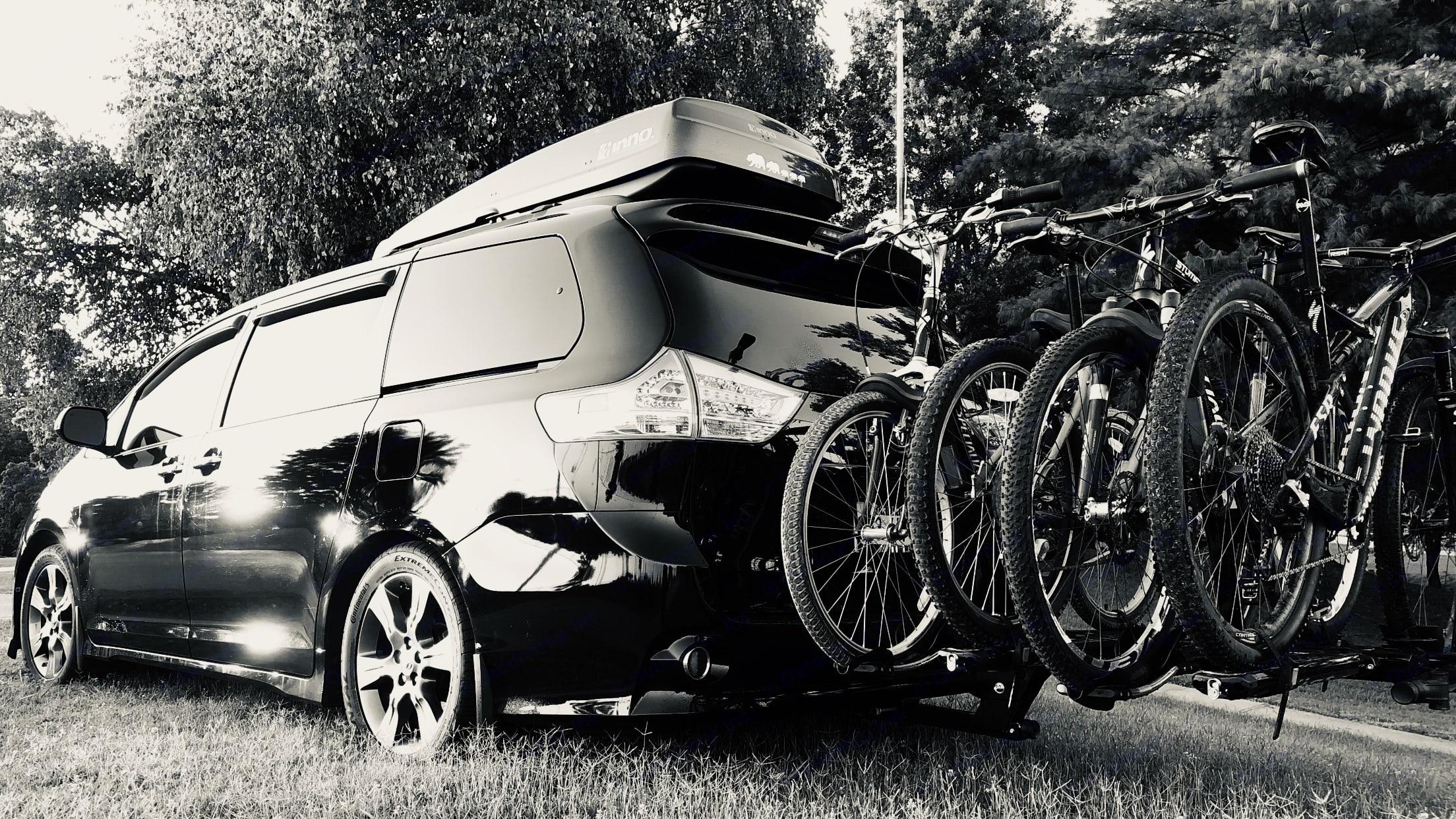 Toyota Sienna SE Premium 2016