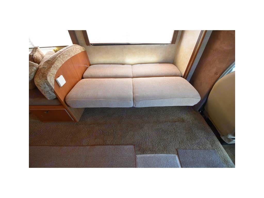 Sofa bed. Winnebago Outlook 2008