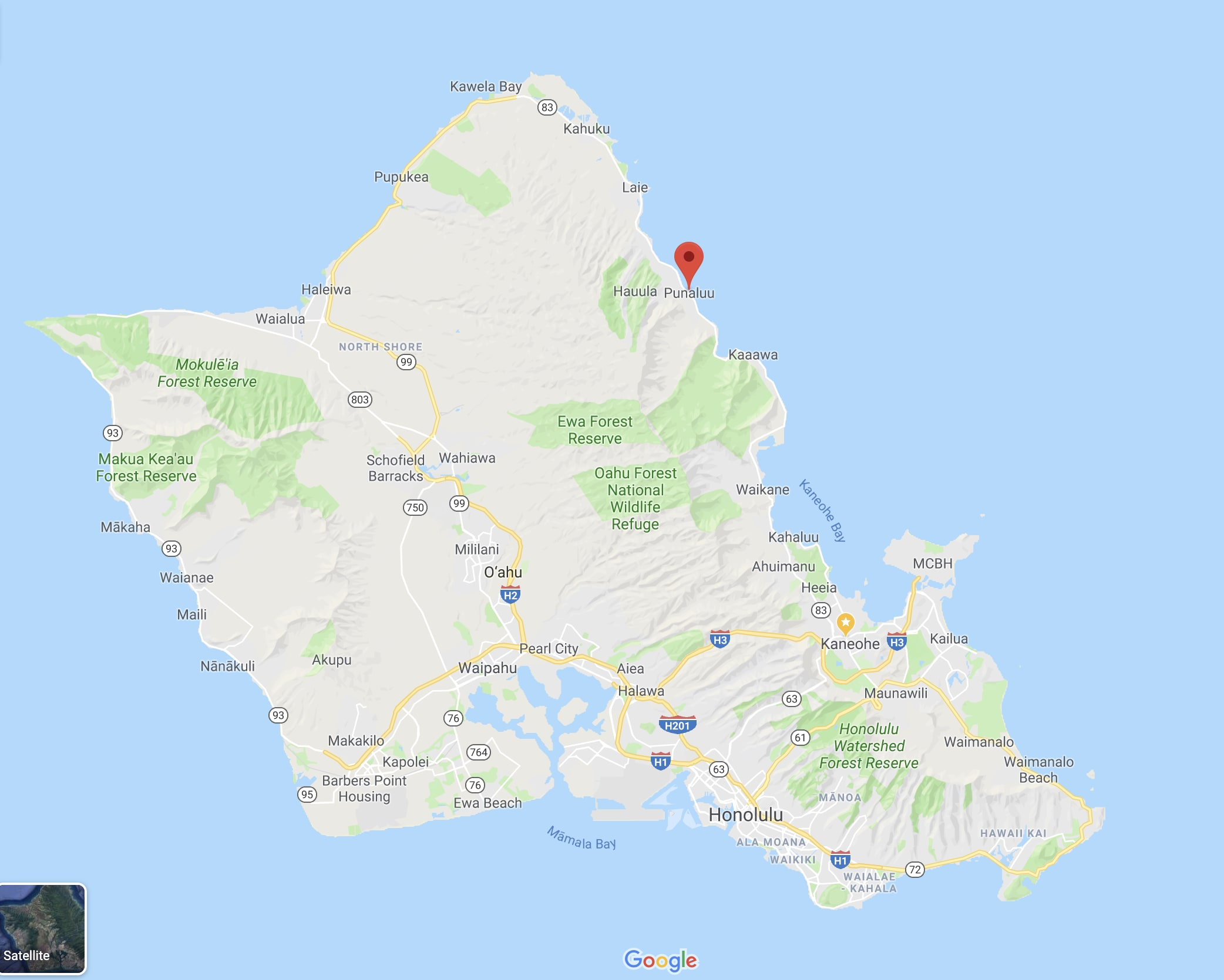 Our Campground is located right next to the beautiful sandy beach of Punalu'u Oahu. Dodge Promaster 2018