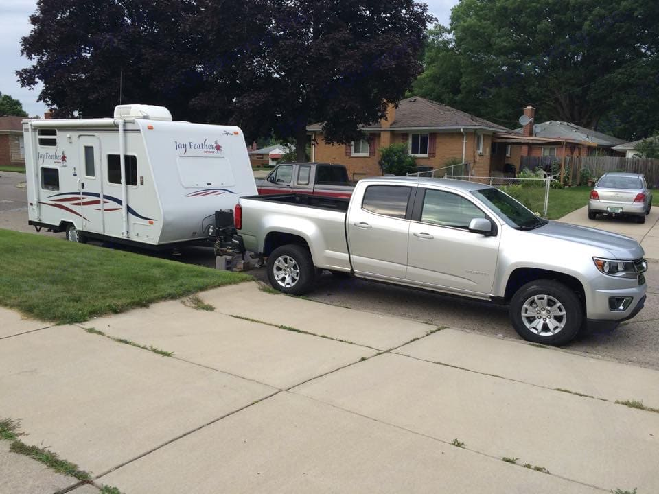Great smaller camper for a couple with pets to take on a trip with all the amenities!. Jayco Jay Feather Sport 2007