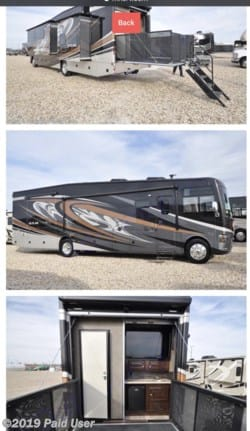 Thor Motor Coach Outlaw 38 RESIDENCE 2017