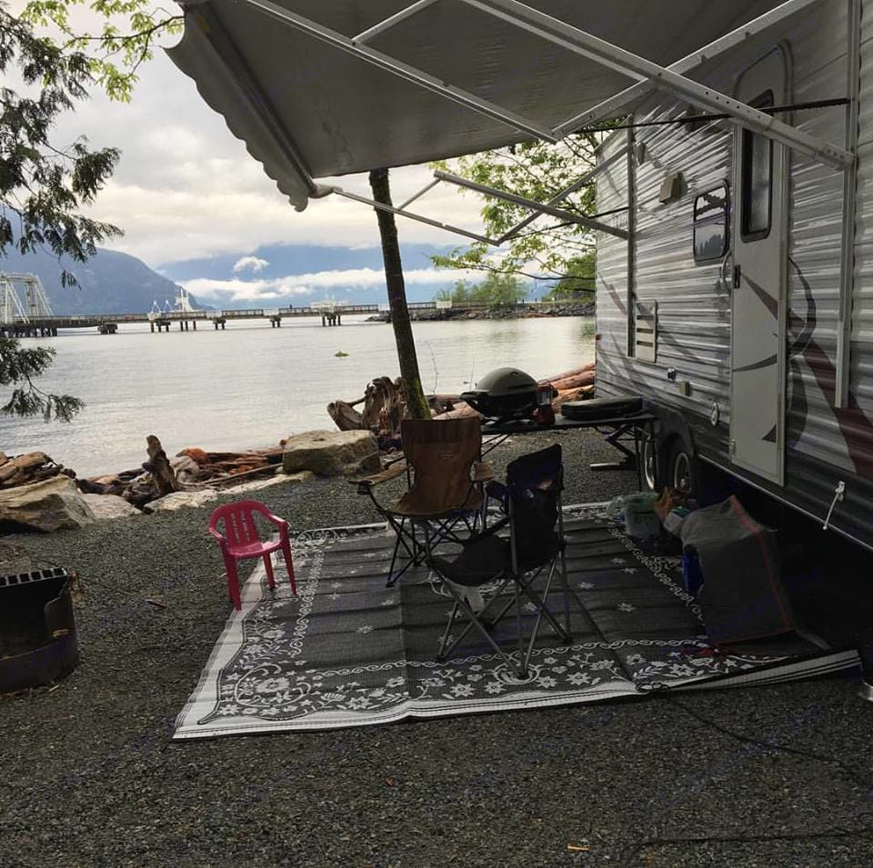 Porteau Cove living. Dutchmen Aspen Trail 2013