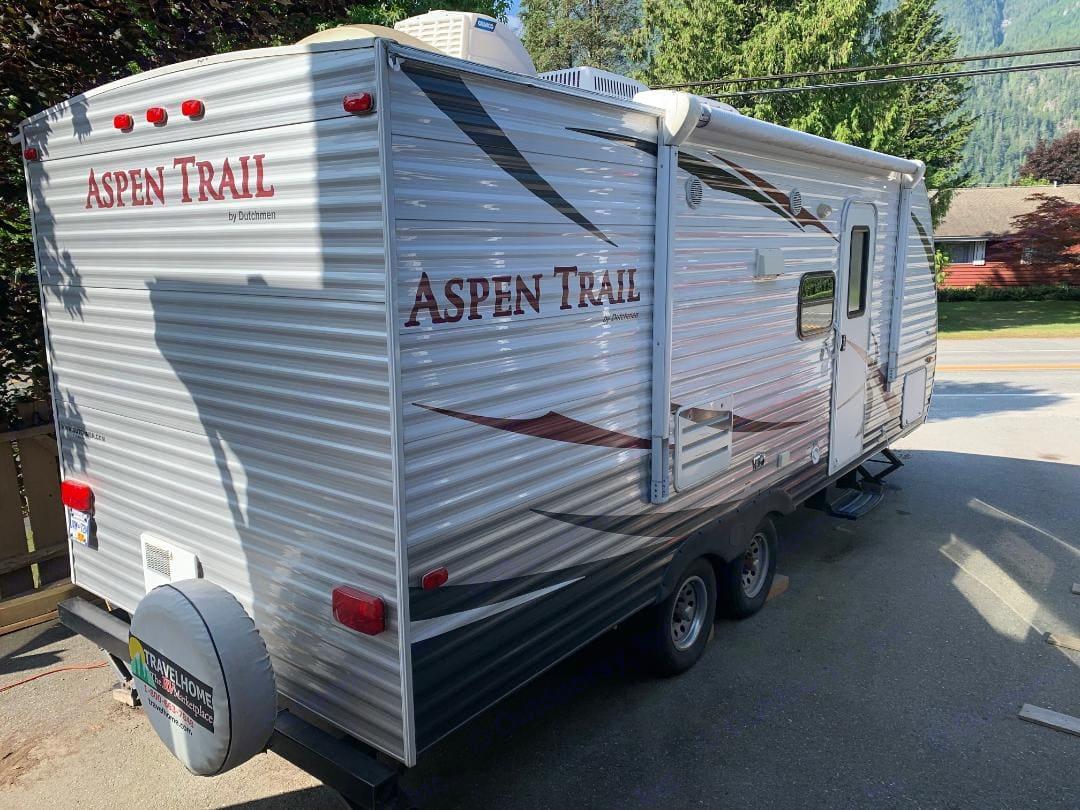 Dutchmen Aspen Trail 2013