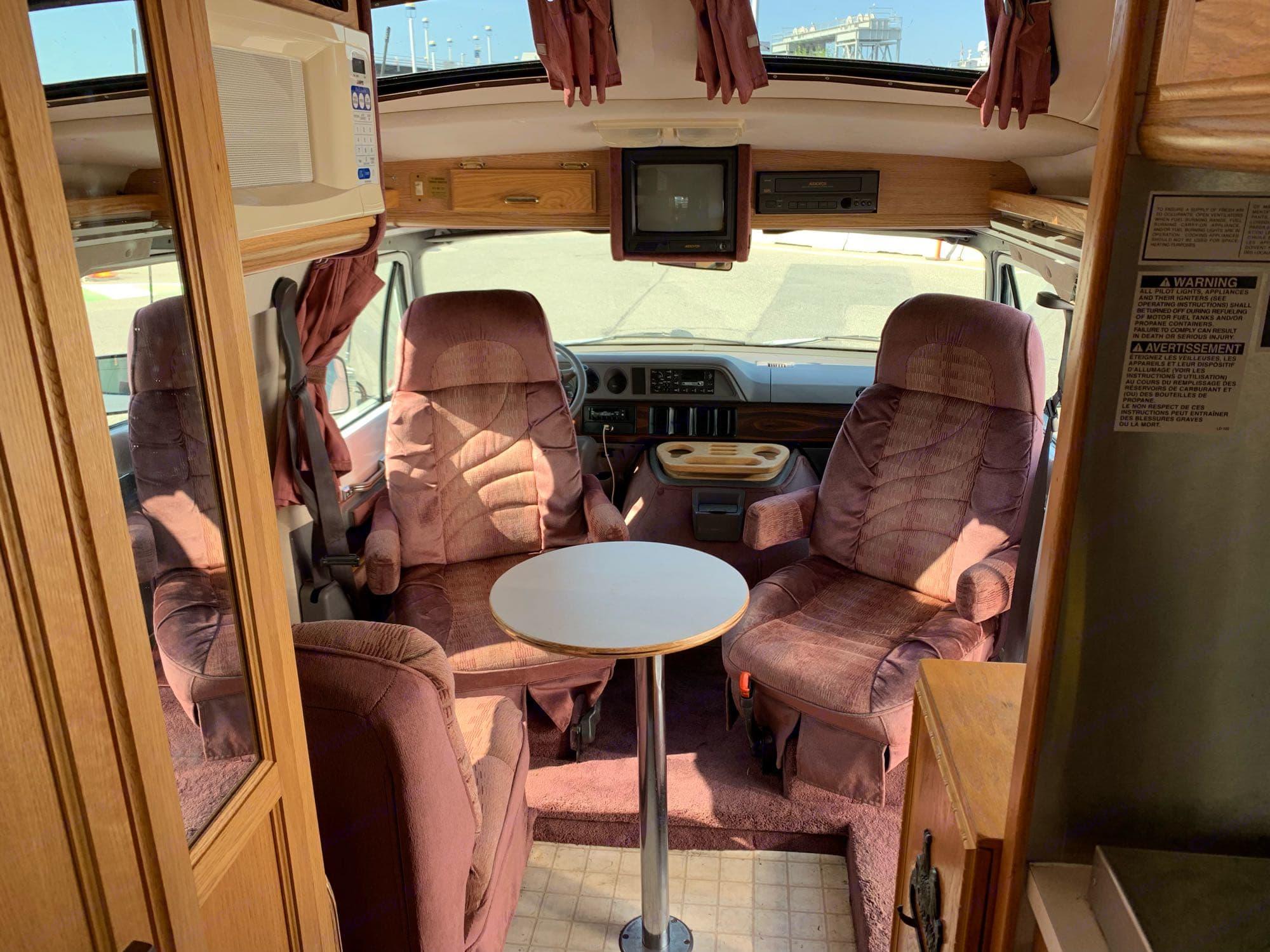 Dodge Pleasure Way 1997